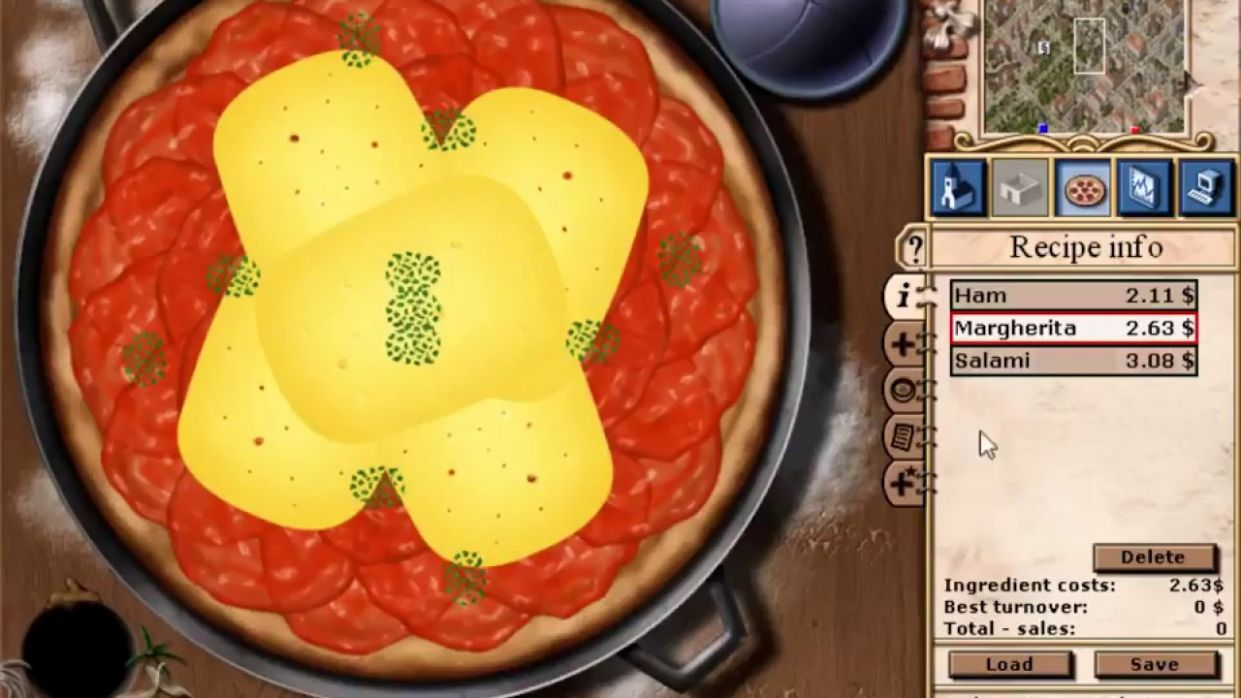 Pizza Connection 11 - Trailer - EN - Recipes Pizza Tycoon