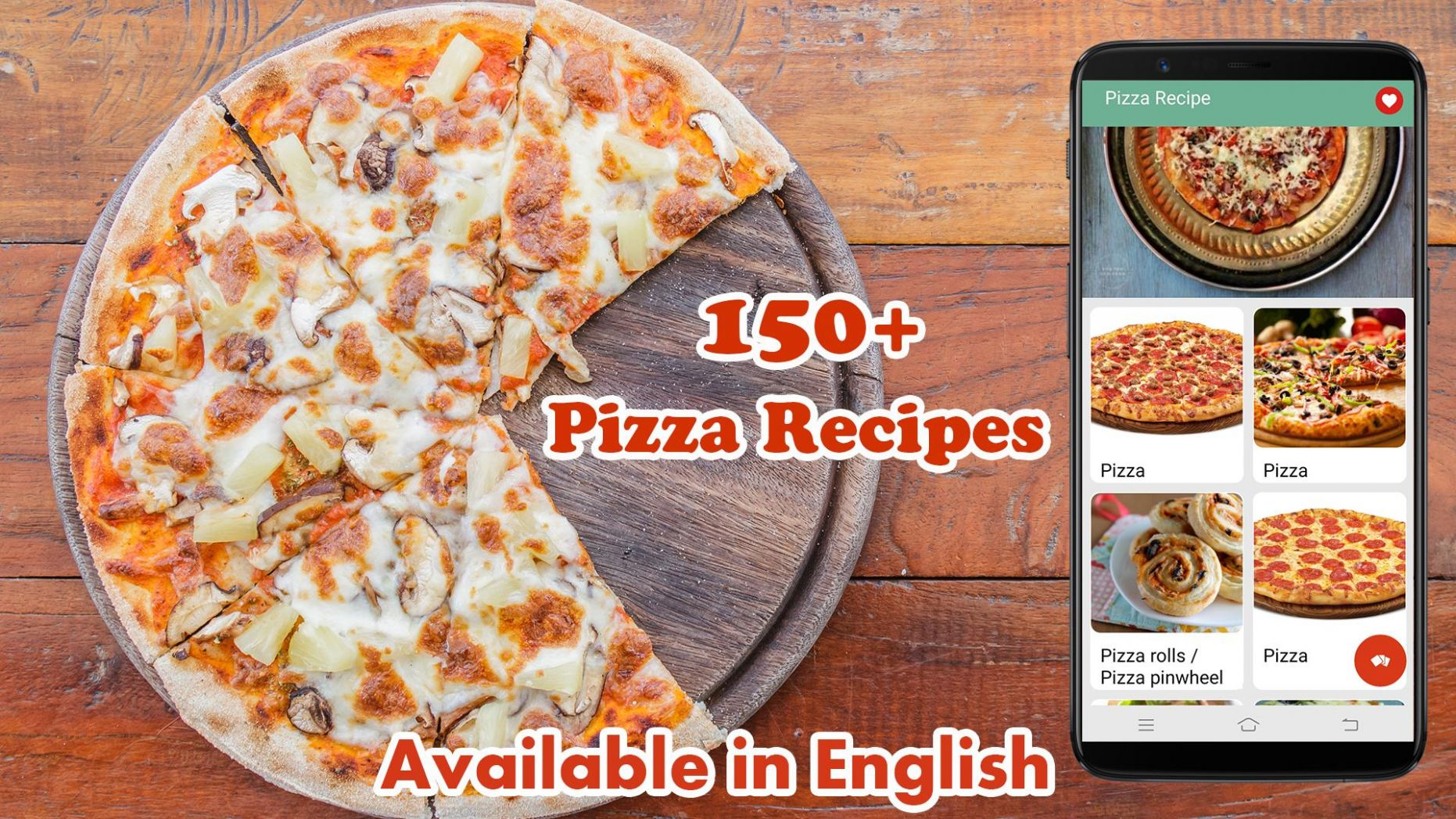Pizza Recipe for Android - APK Download - Pizza Recipes Download