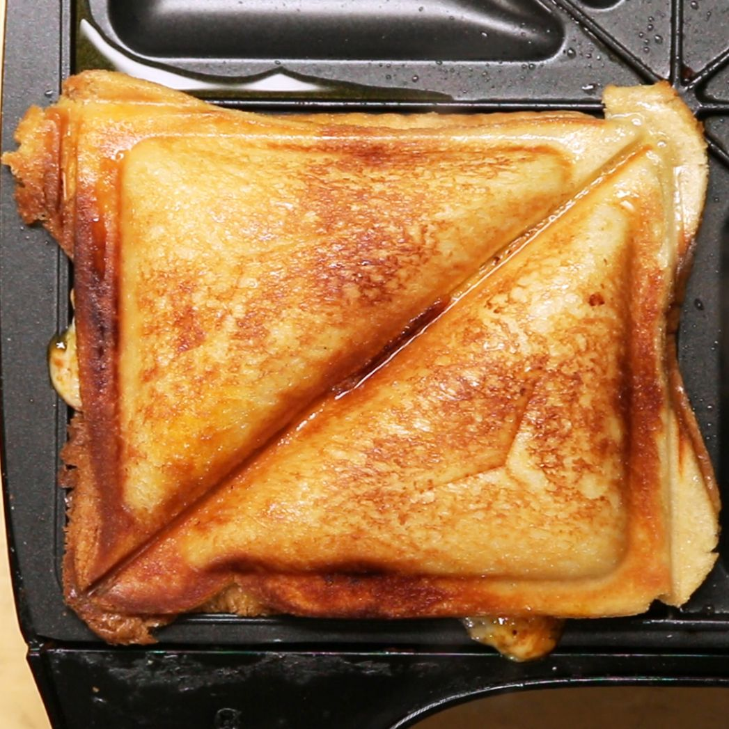 Pizza Toastie Recipe by Tasty