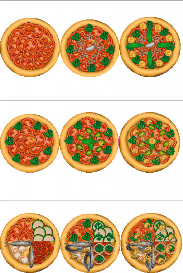 Pizza Tycoon Recipe Book - Recipes Pizza Tycoon