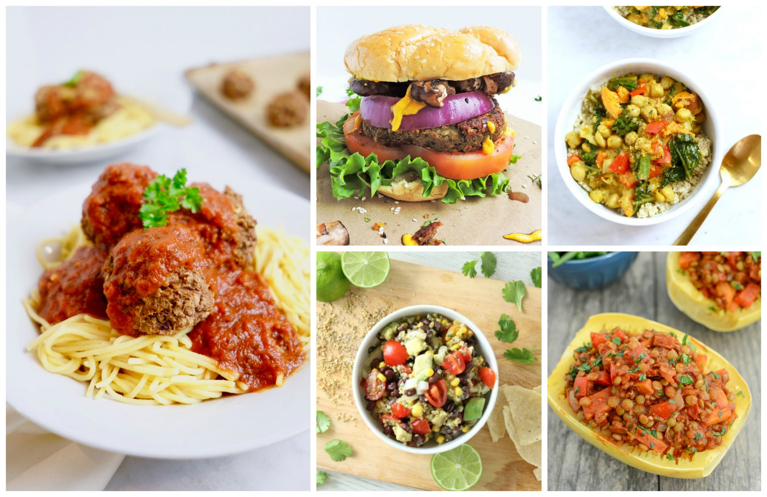 Plant-Based on A Budget: 12 Cheap Vegan Meals - Whitney E