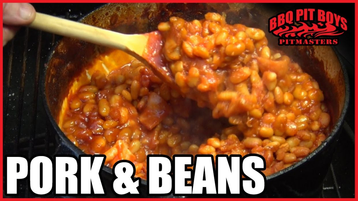 Pork & Beans recipe by the BBQ Pit Boys - Recipe Pork And Beans