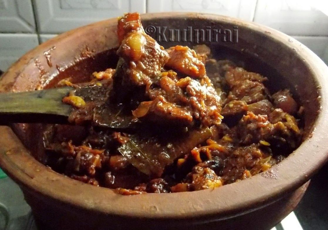 Pork Bafat(Mangalorean Pork Masala) | Indian food pork, Pork curry ..