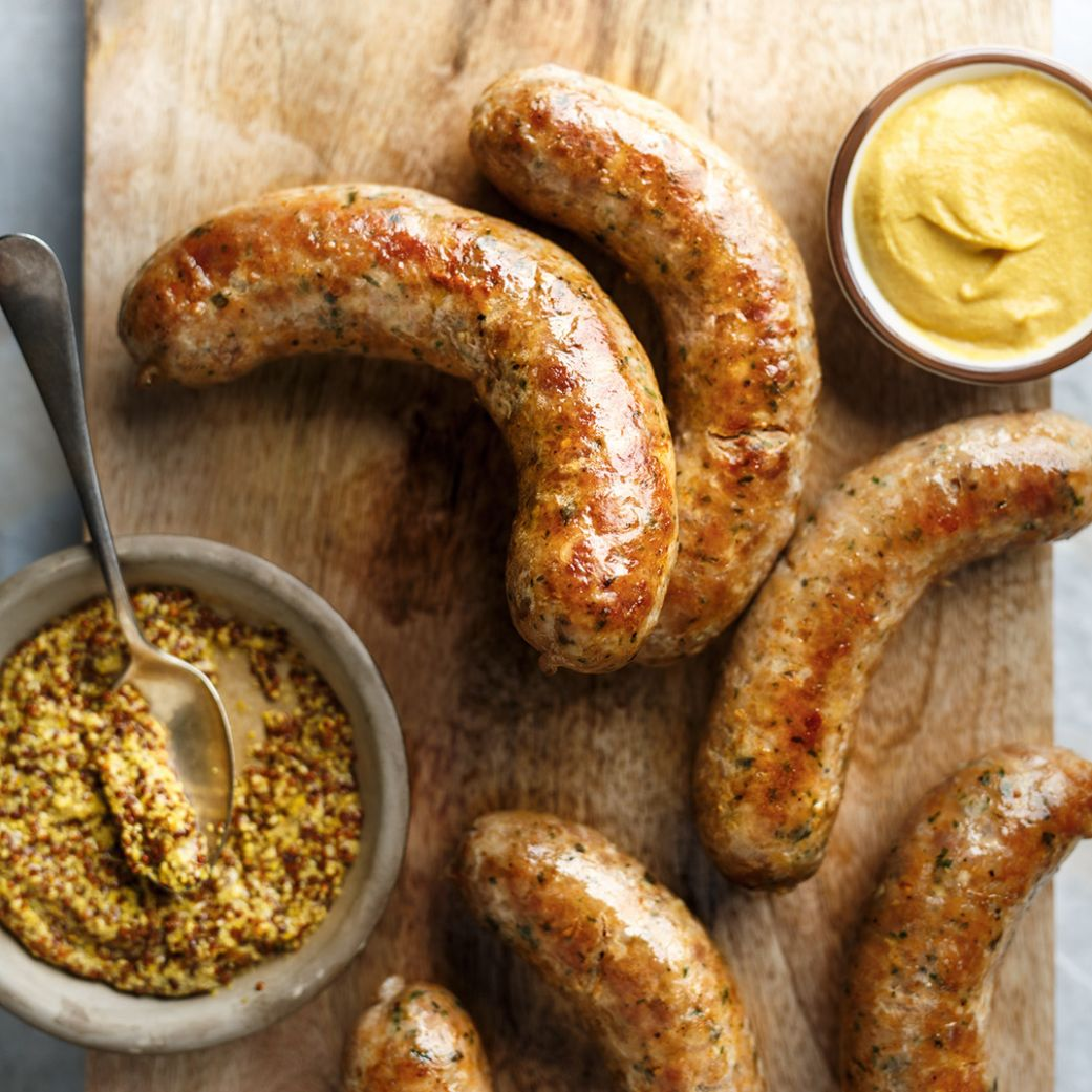 Pork Sausages (The Best)