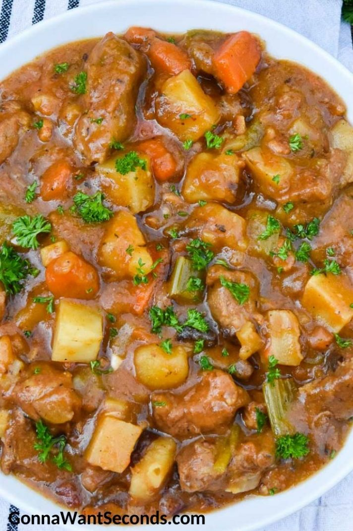 Pork Stew - Recipes Using Pork Stew Meat