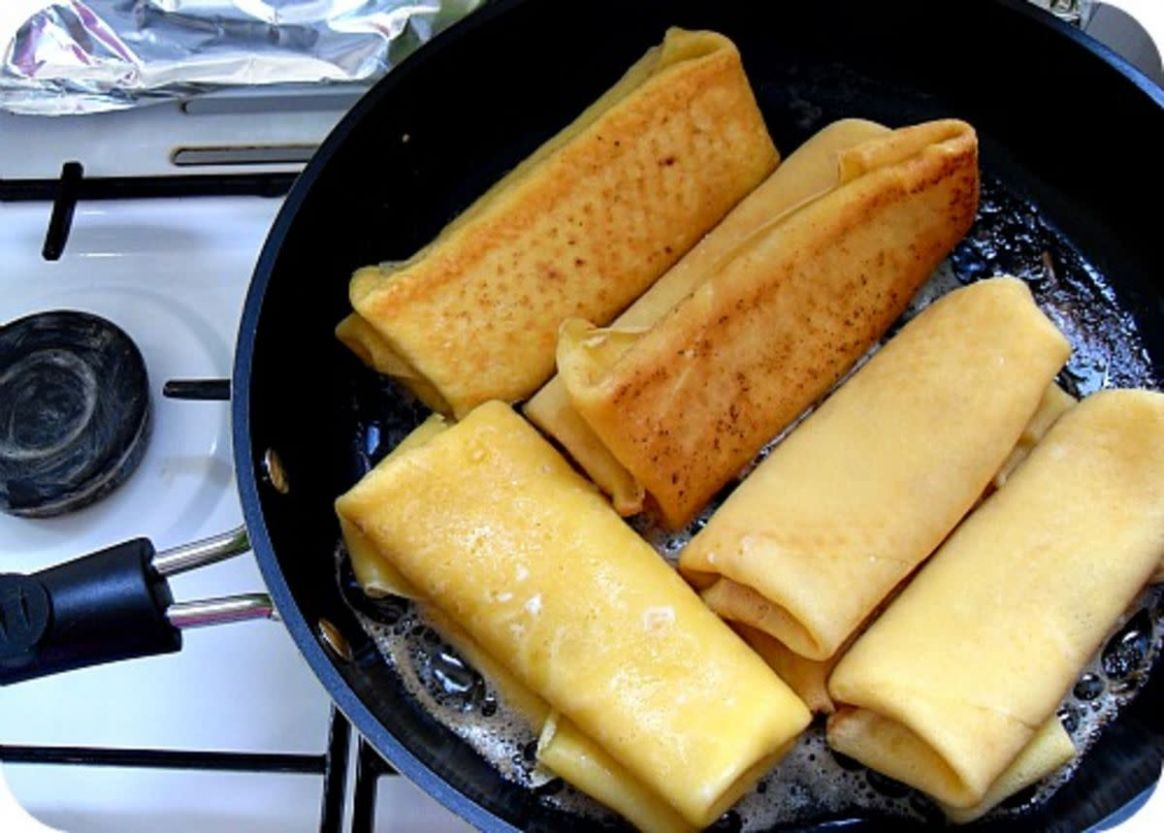Potato Starch Blintzes - Recipes Using Potato Starch