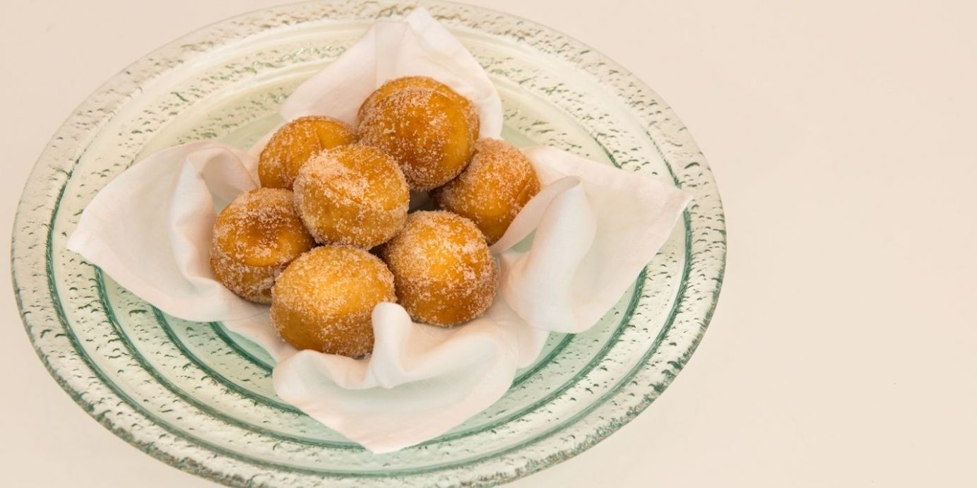 Potato zeppole - Potato Zeppole Recipes
