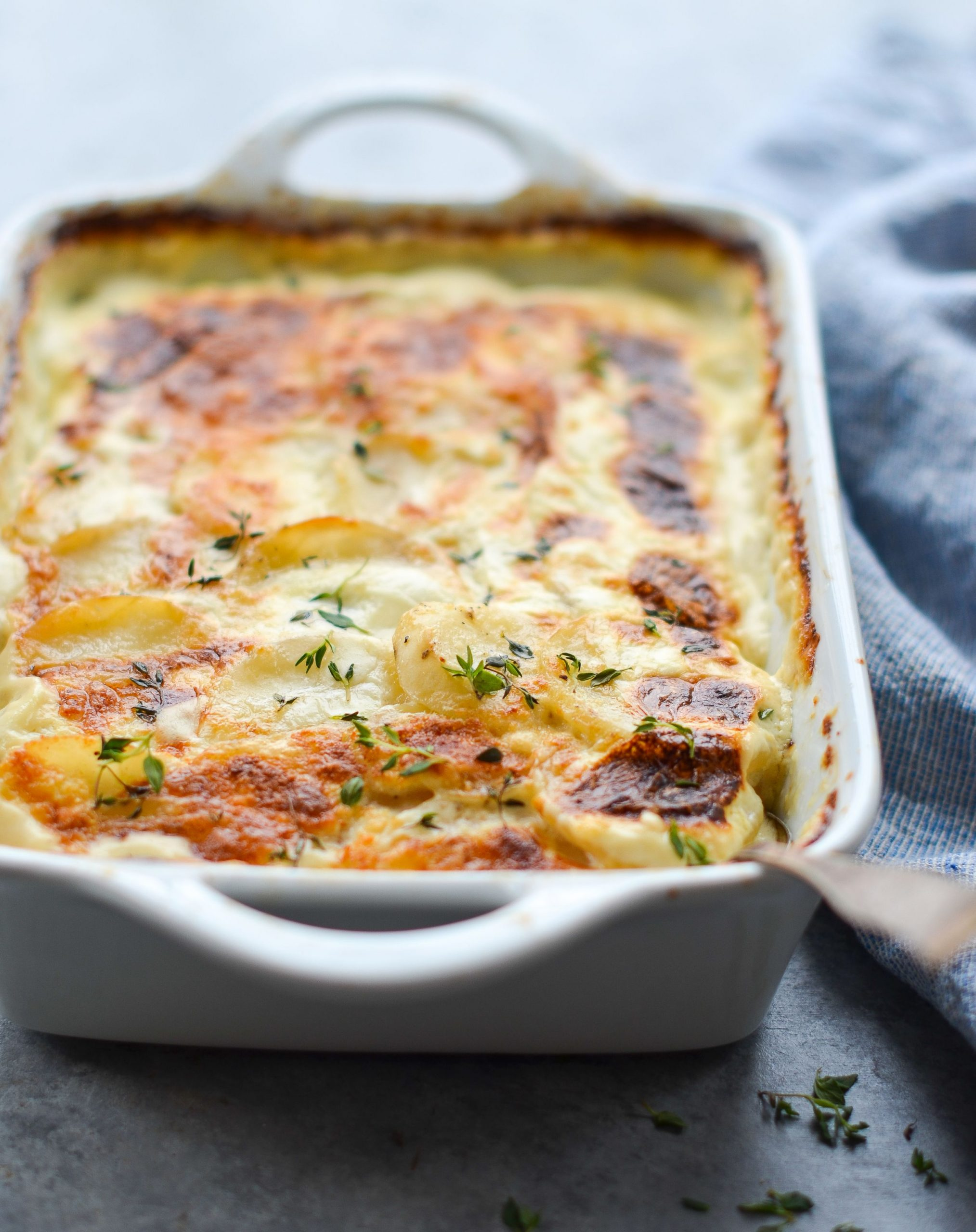Potatoes Au Gratin - Recipes Potato Gratin