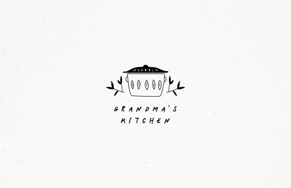 Premade Cooking Baking Logo Kitchen Food Logo Blog Business ..