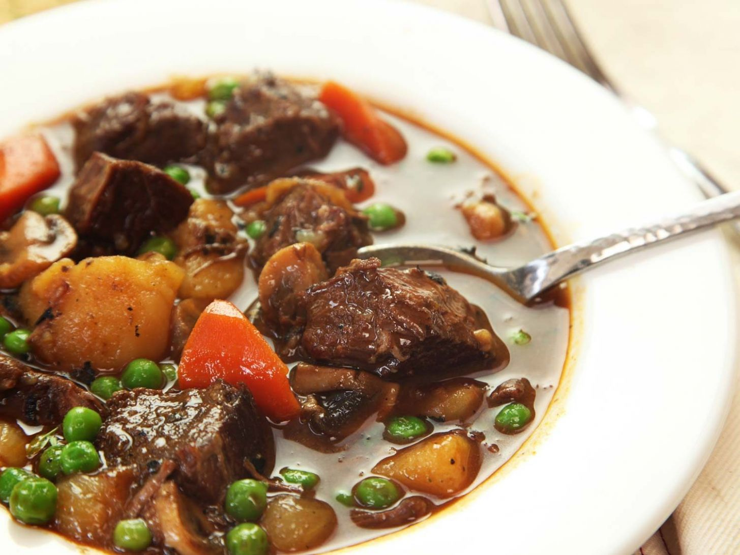 Pressure Cooker Beef and Vegetable Stew Recipe