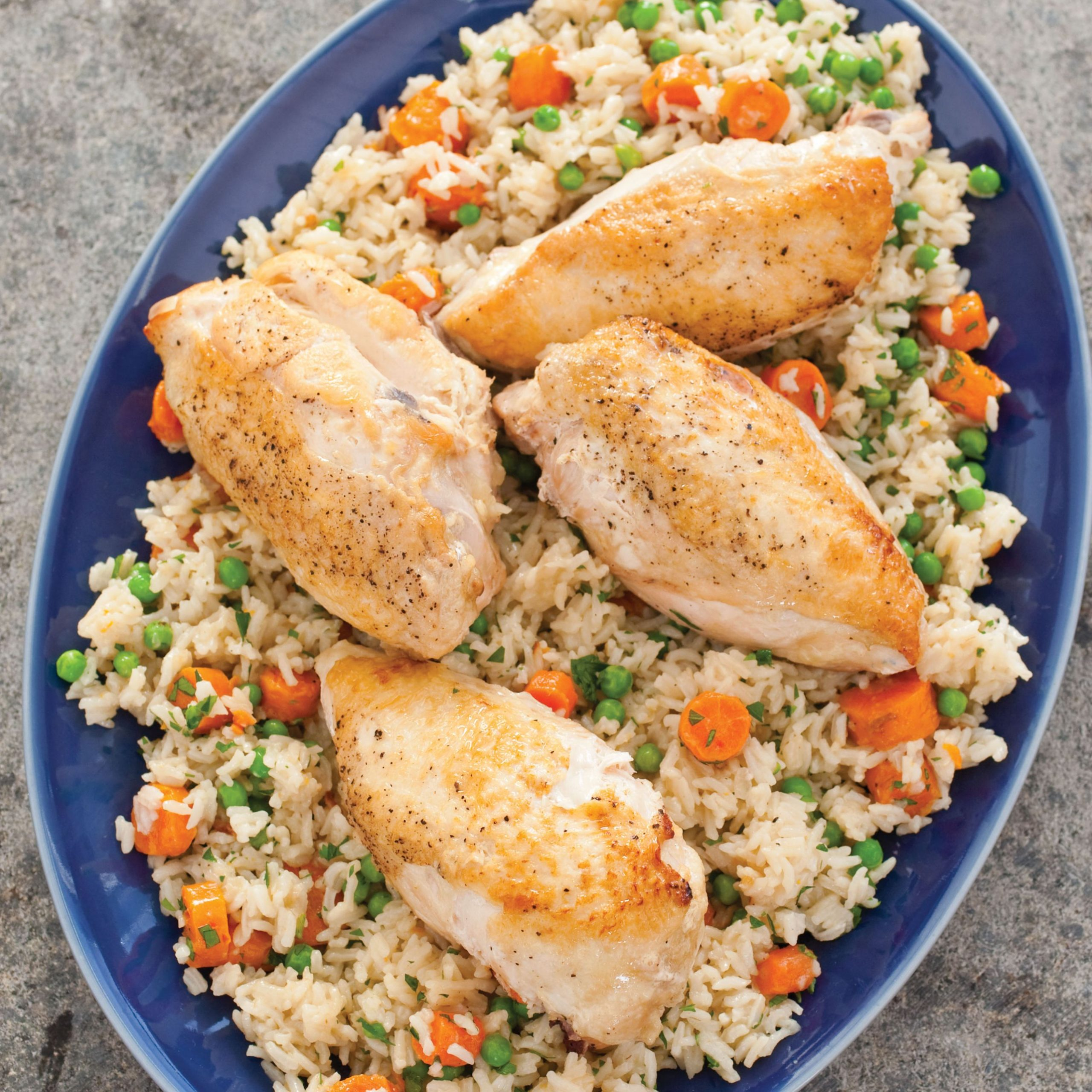Pressure-Cooker Easy Chicken and Rice - Recipes Chicken In Pressure Cooker