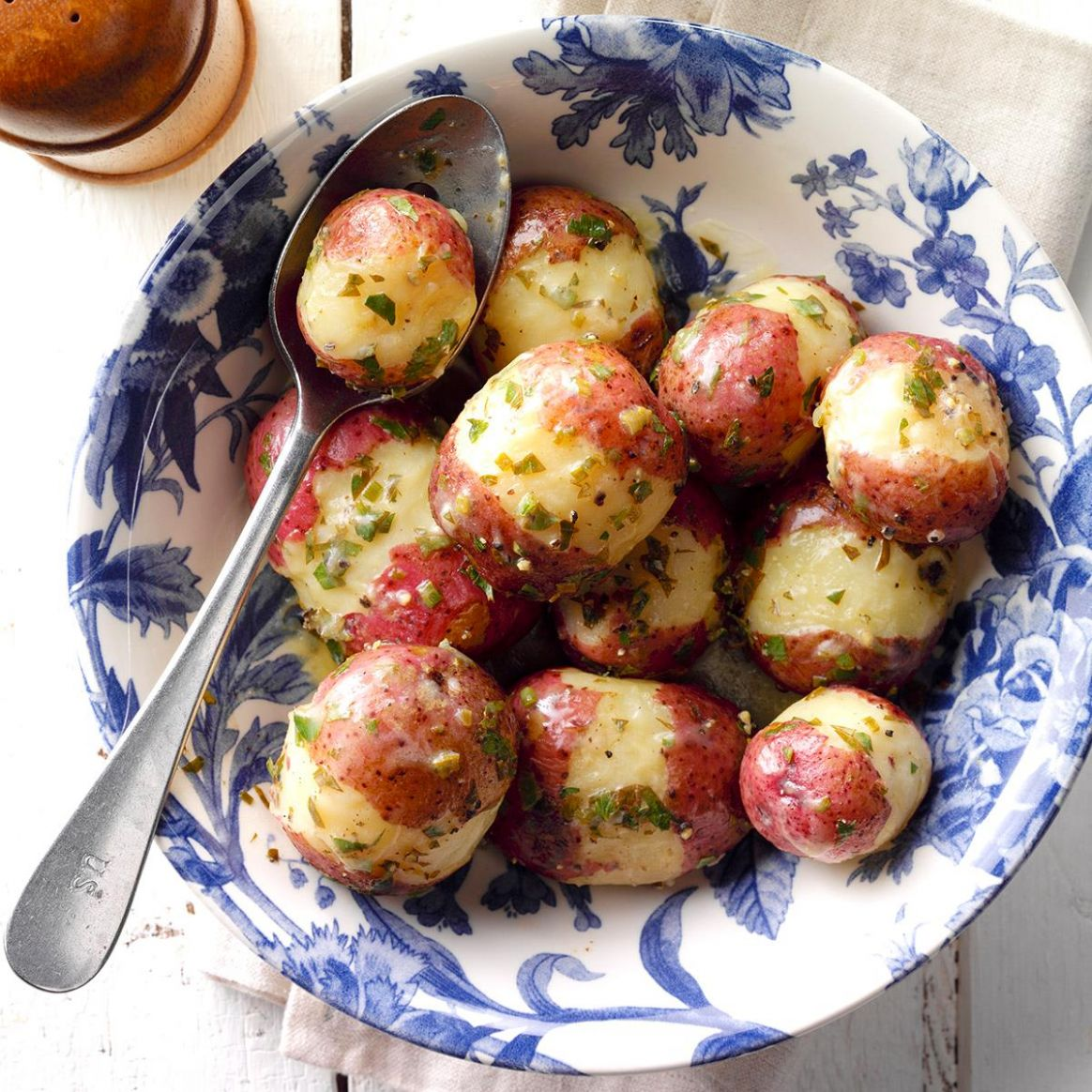 Pressure-Cooker Lemon Red Potatoes - Potato Recipes Pressure Cooker