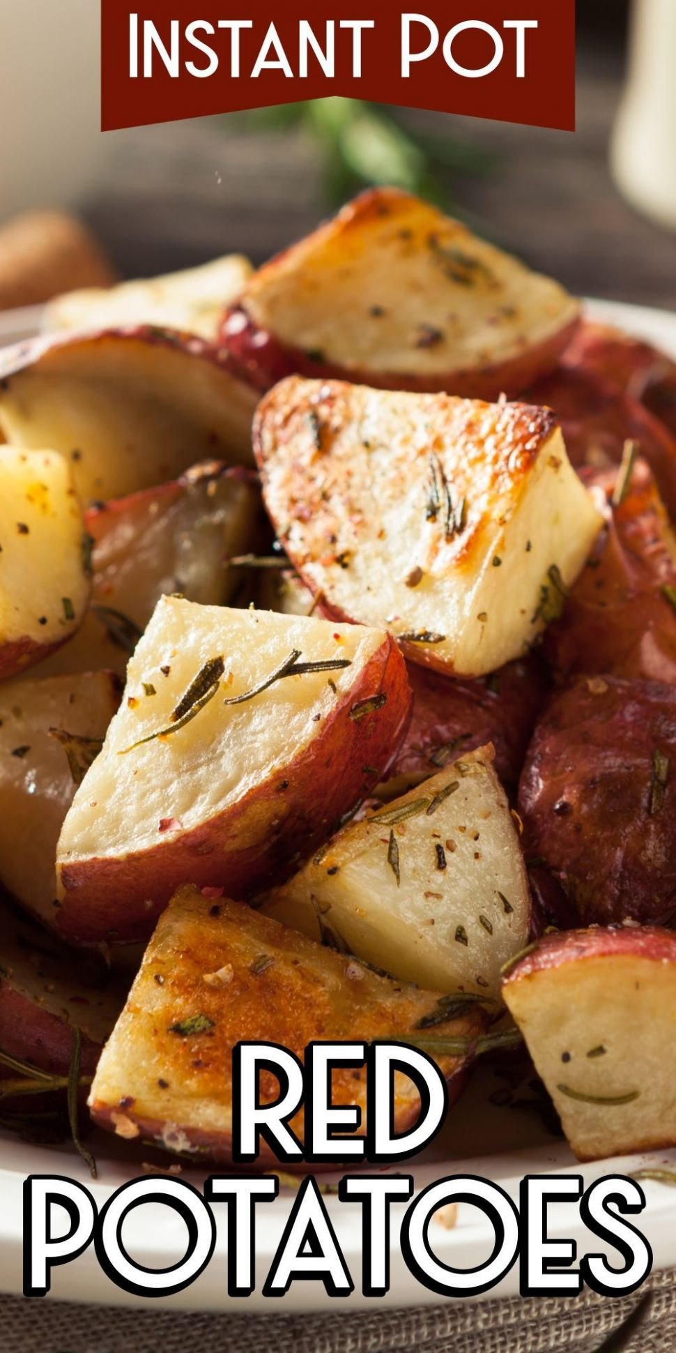 Pressure Cooker Red Potatoes - Potato Recipes Pressure Cooker