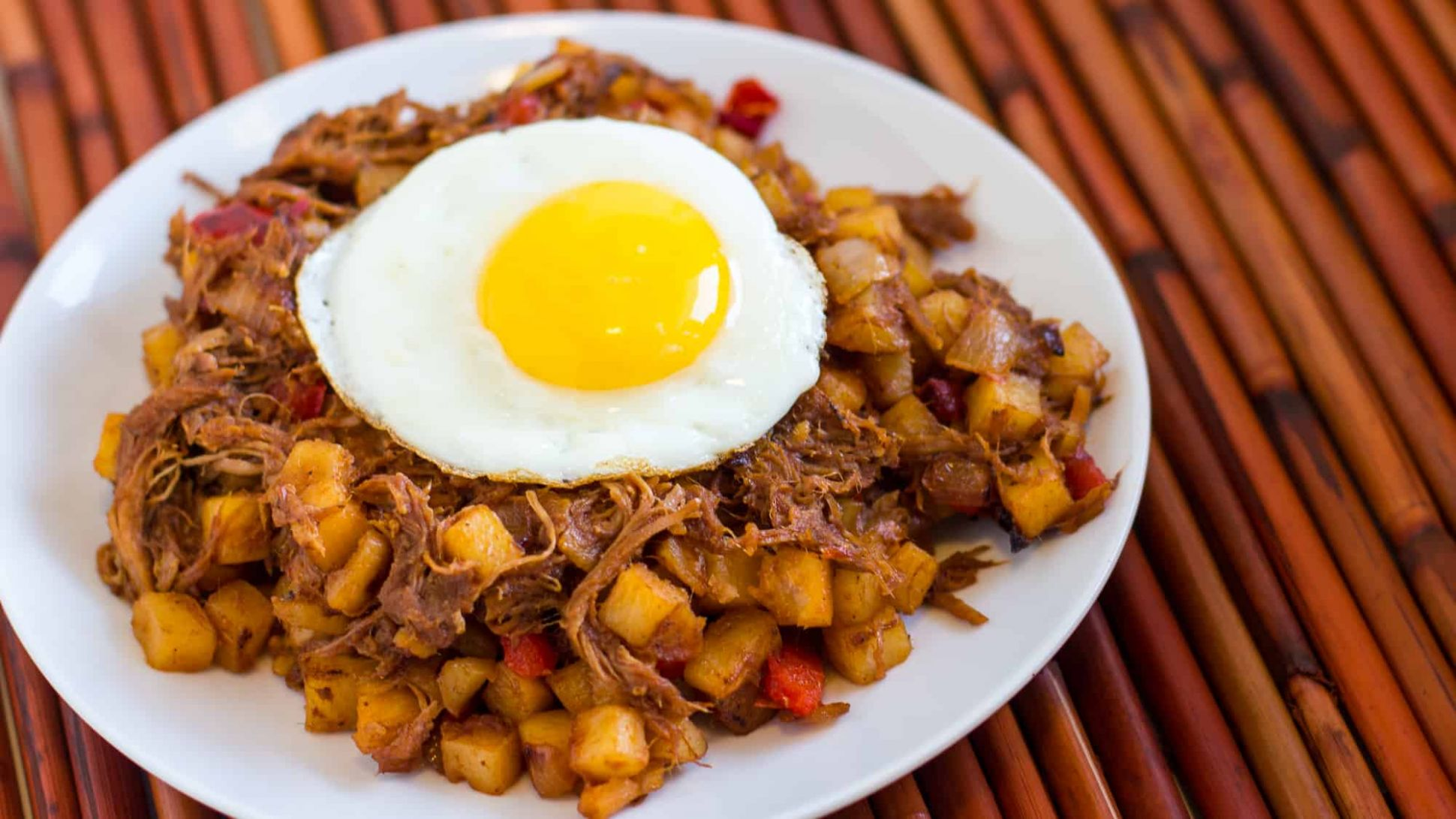 Pulled Pork Hash Recipe
