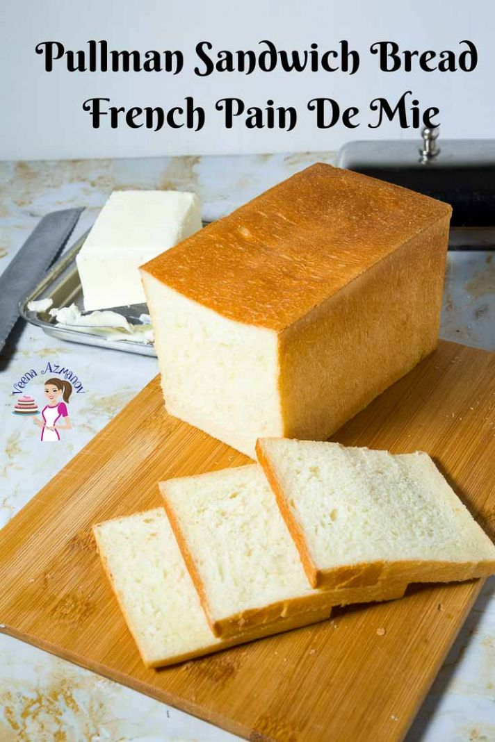 Pullman Sandwich Bread aka Pain de Mie Recipe - All Recipes Sandwich Loaf