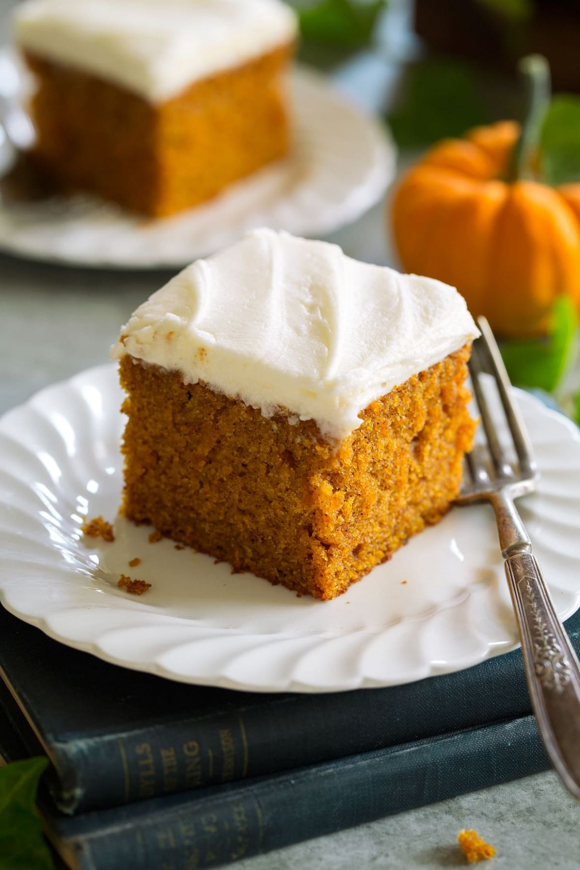 Pumpkin Cake - Easy Recipes Of Cake