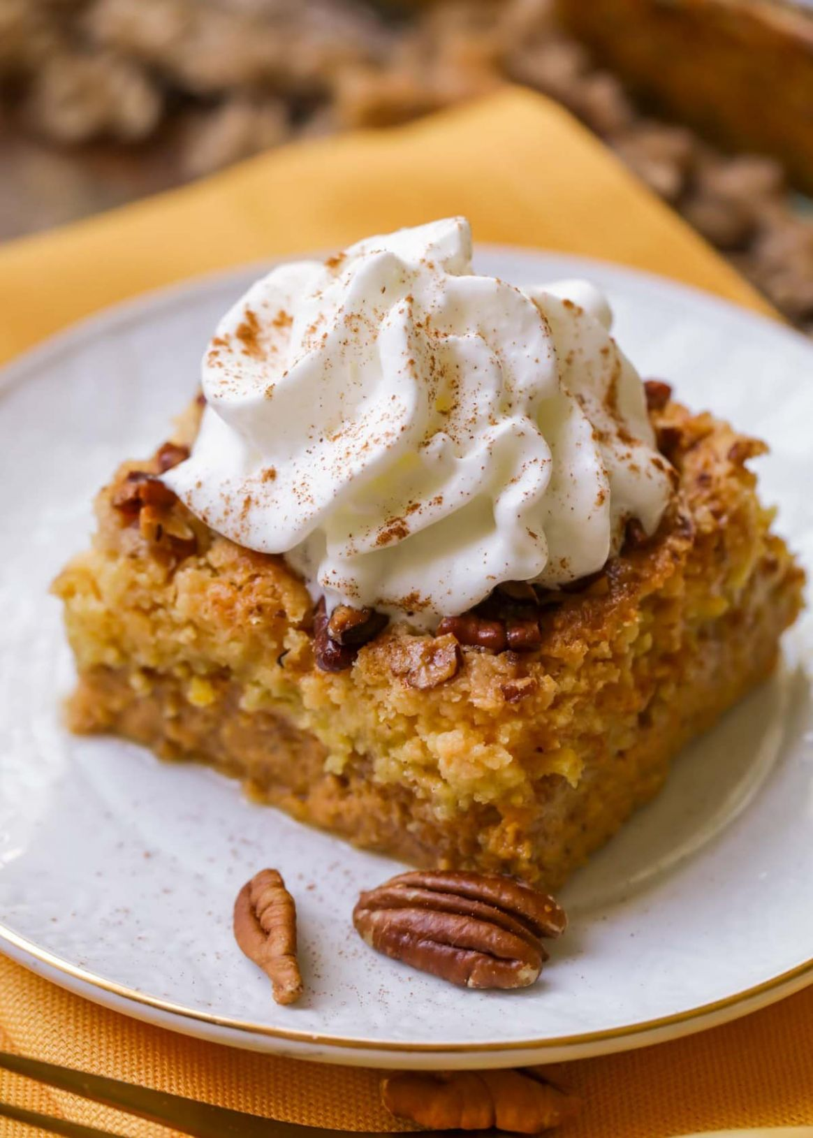 Pumpkin Dump Cake Recipe - Recipes Dump Cake