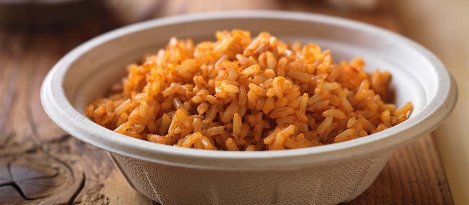 Qdoba Mexican Grill's brown rice has one surprising ingredient ...