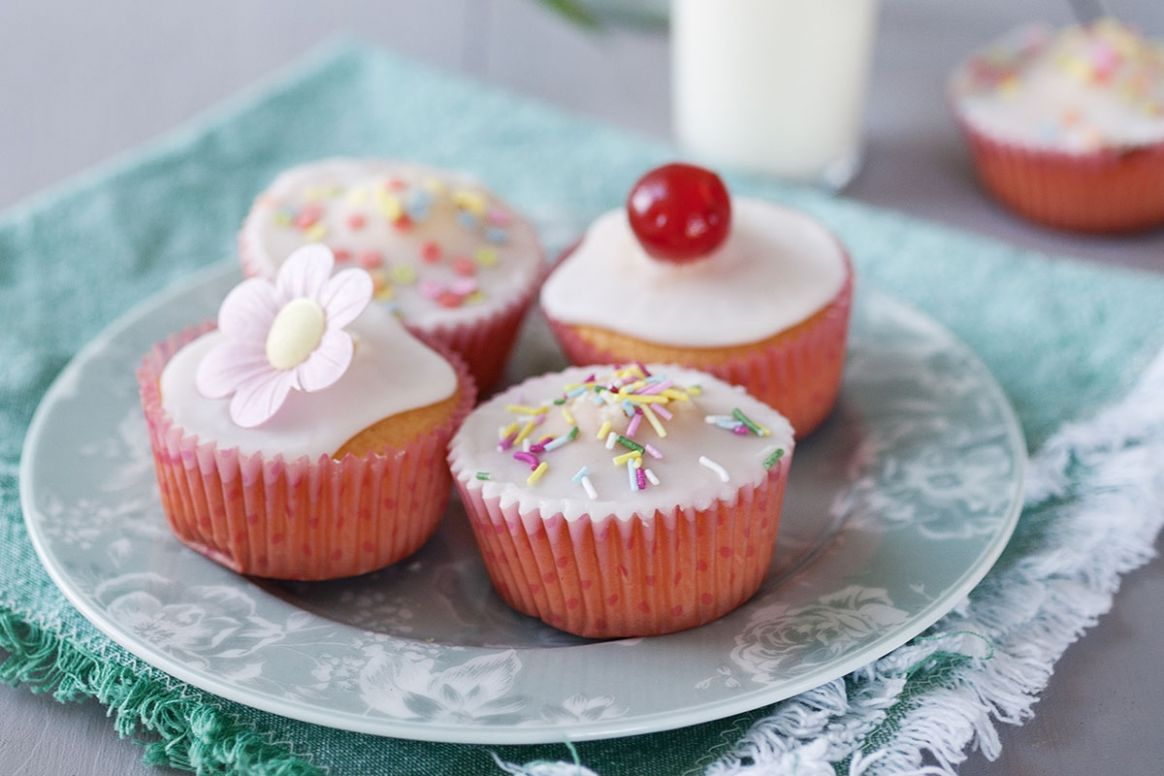 Queen Cakes, Fairy Cakes or Buns Recipe | Odlums