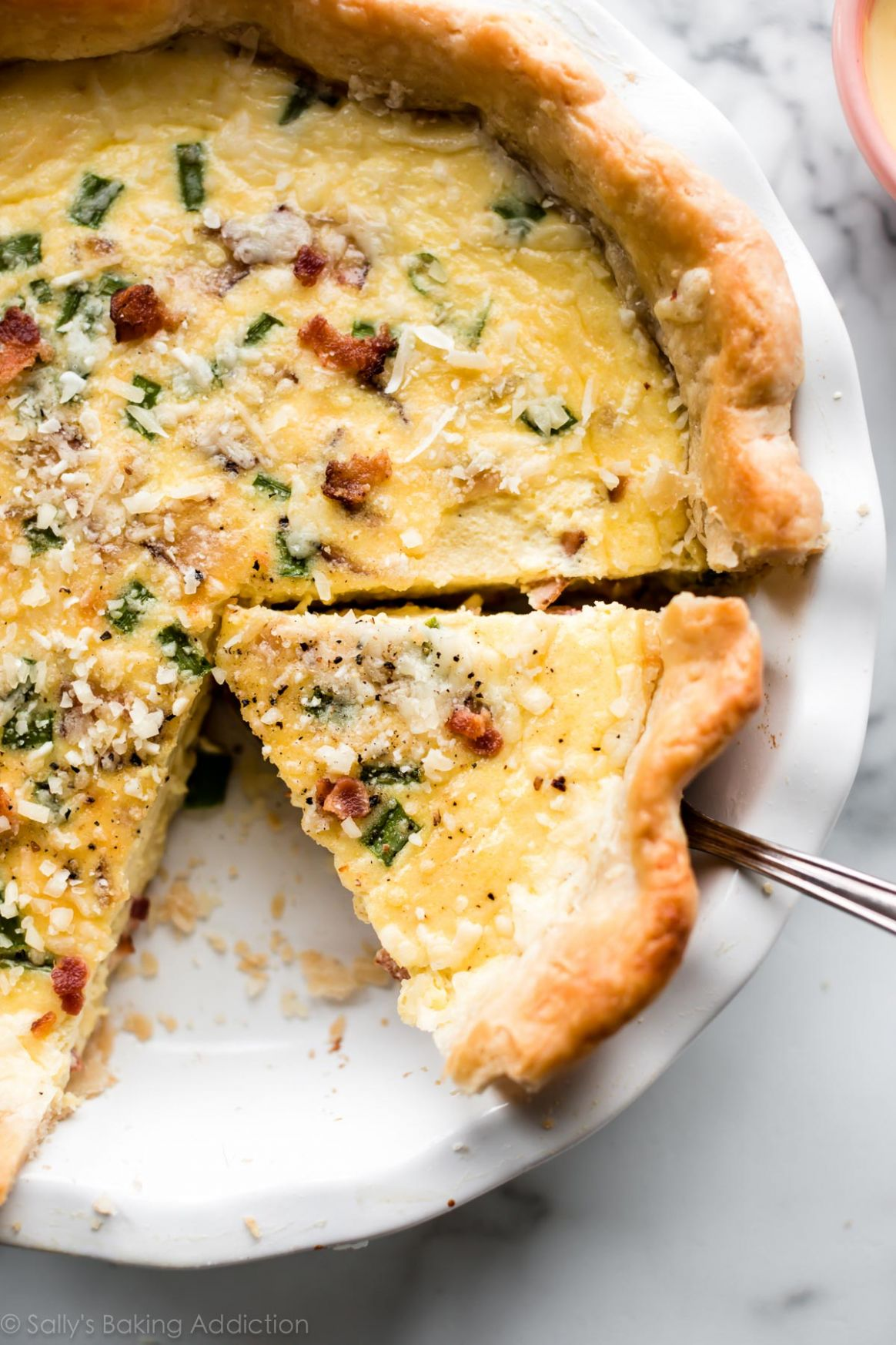 Quiche Recipe - Food Recipes Quiche