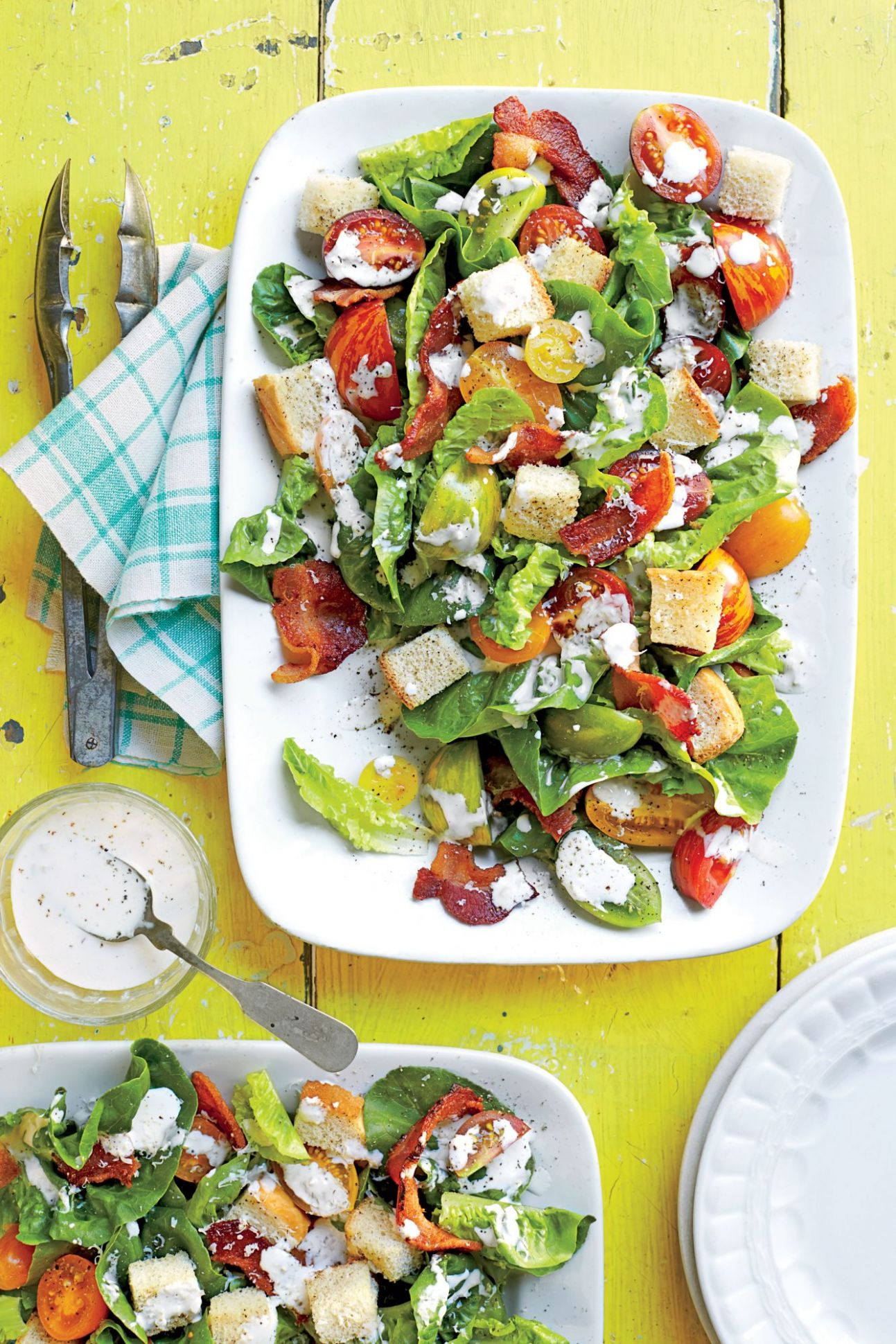 Quick & Delicious Summer Salad Recipes | Southern Living - Recipes For Quick Summer Salads