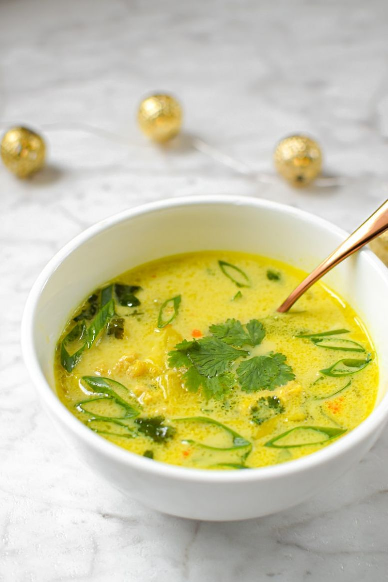 Quick & Easy Chicken Curry Soup (Paleo, AIP, Gluten-Free) » Emily ..