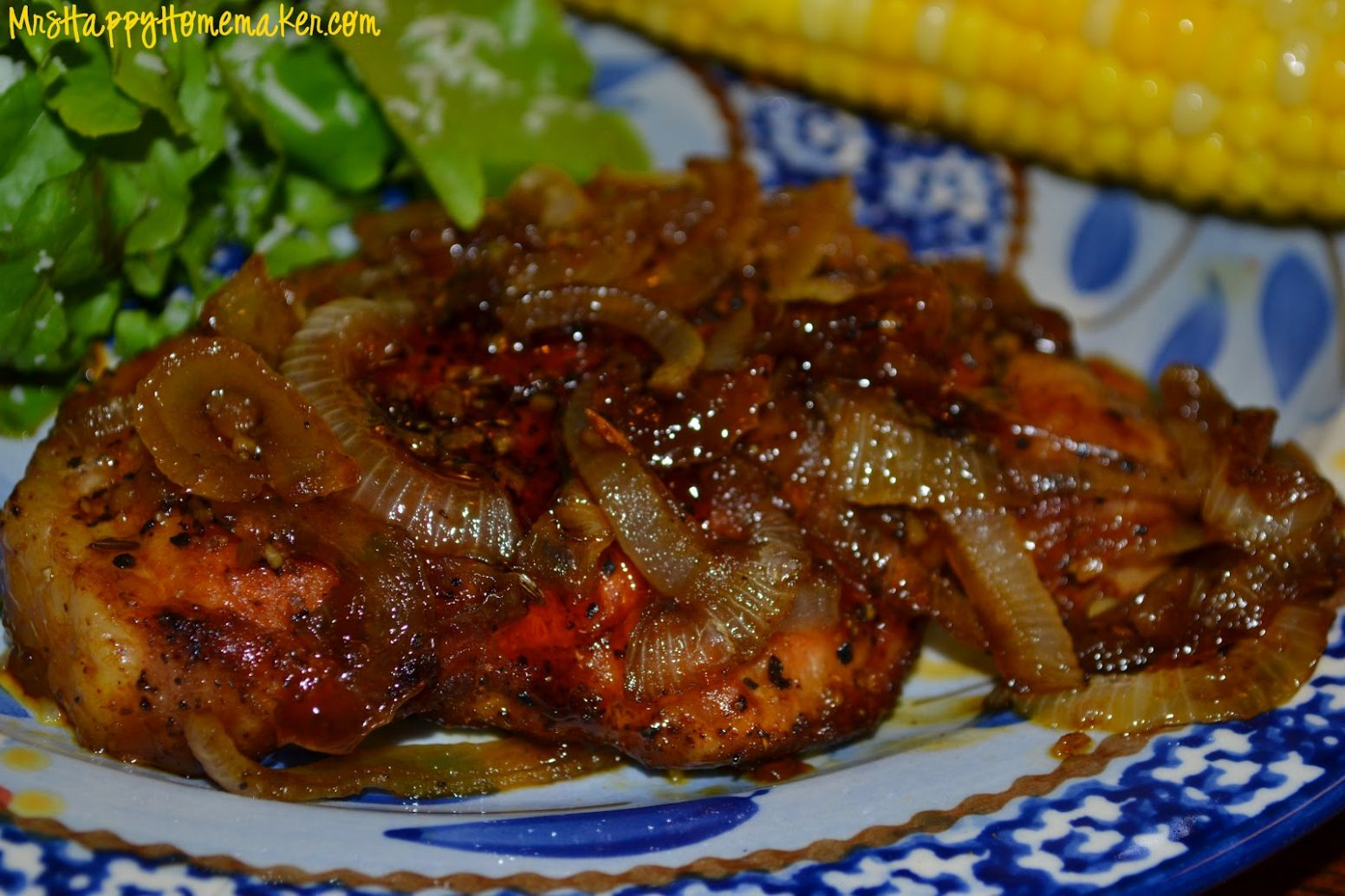 Quick & Easy Sweet & Savory Pork Chops - Pork Recipes In Oven