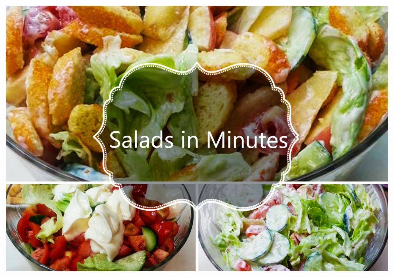 Quick & Easy Vegetable Salads in Minutes! | Geeky Pinas - Salad Recipes Easy Philippines