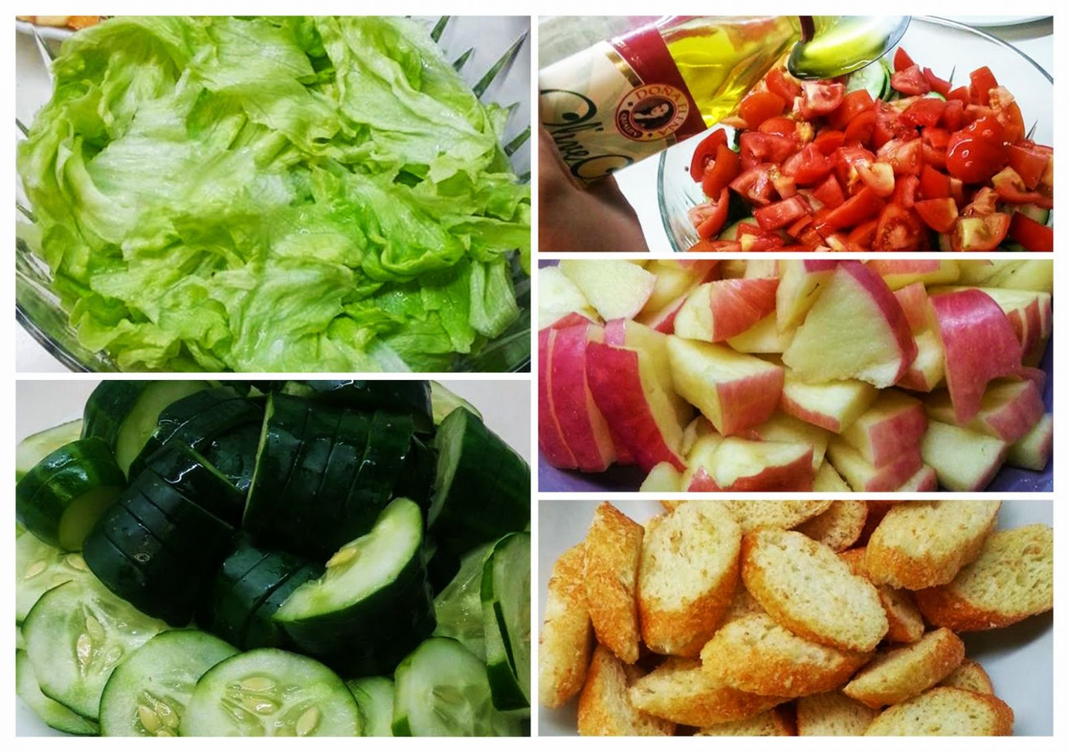 Quick & Easy Vegetable Salads in Minutes! | Geeky Pinas