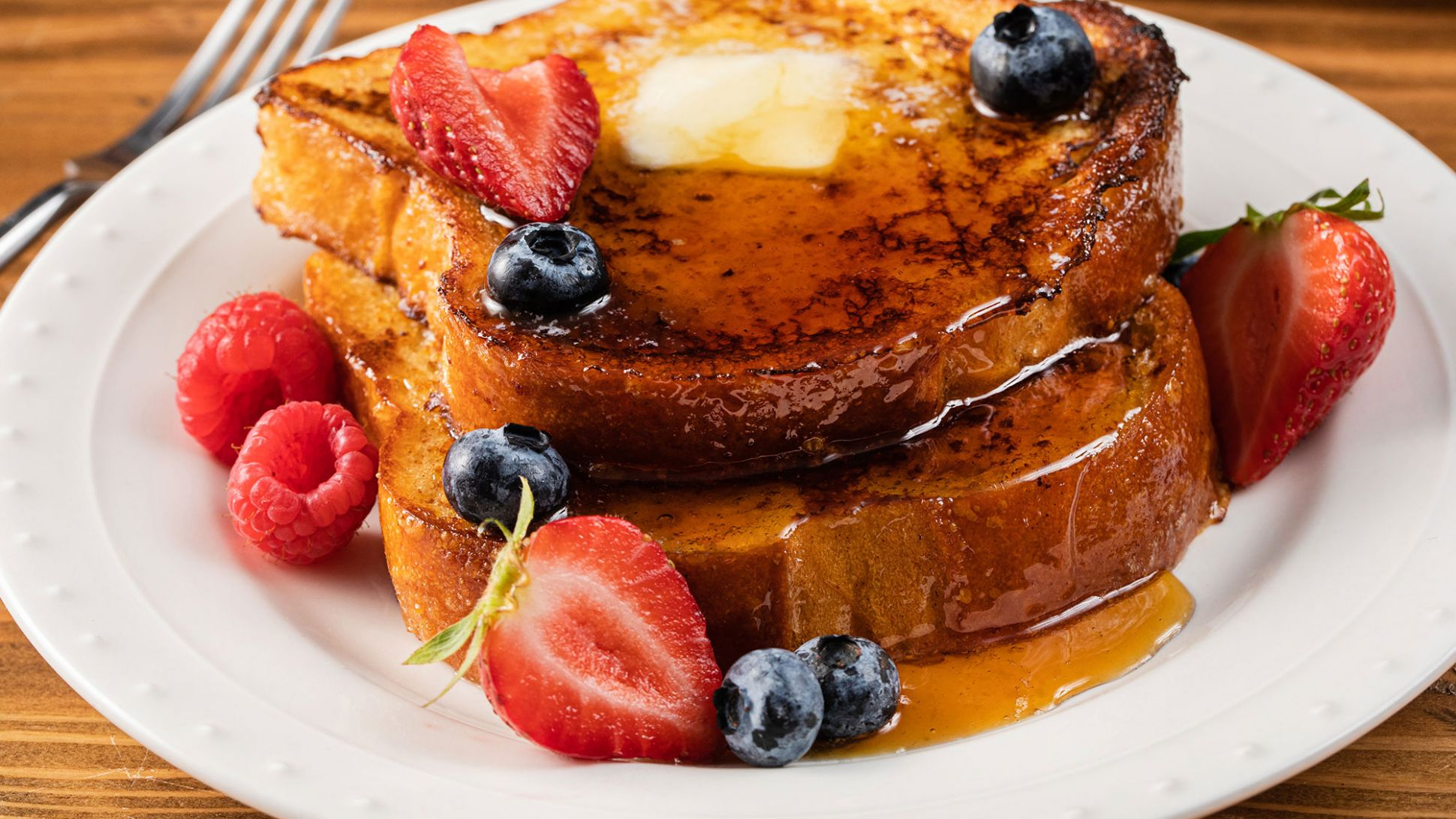 Quick and Easy French Toast - Breakfast Recipes Quick French Toast