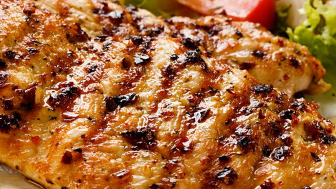 Quick and Easy George Foreman Grill Chicken - Easy Recipes George Foreman Grill