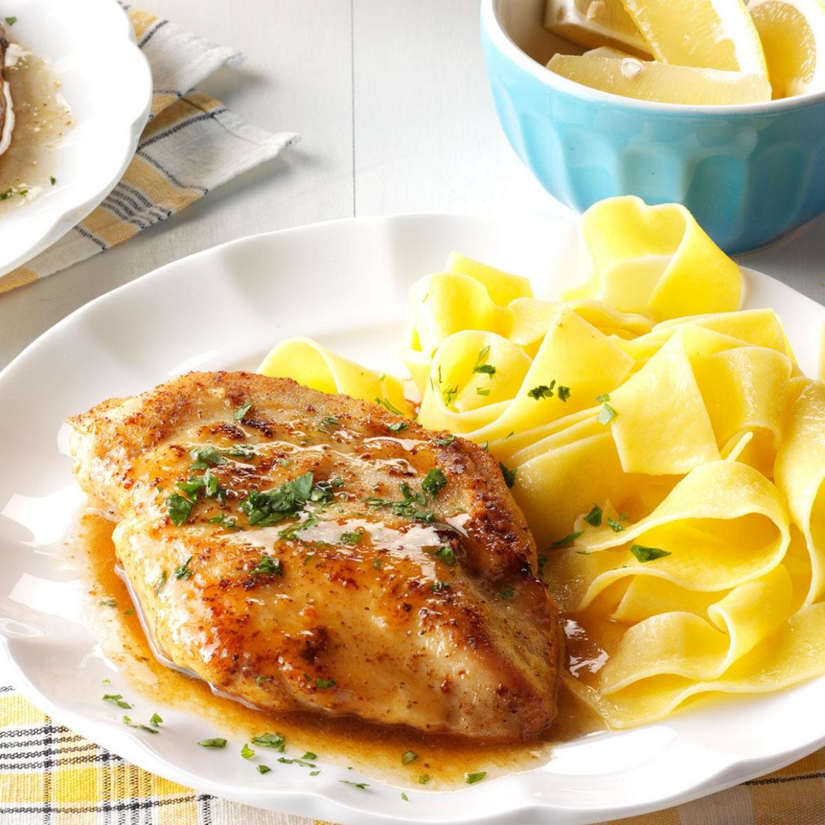 Quick Chicken Piccata - Simple Recipes Of Chicken