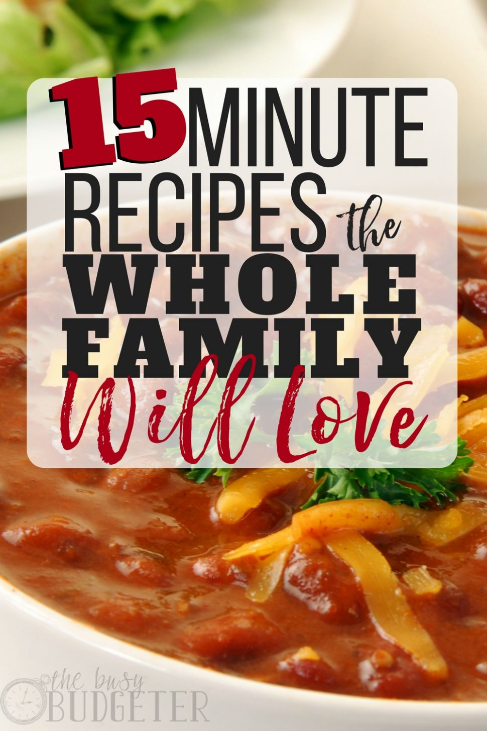 Quick Family Dinner Recipes: 11-Minute Meals Everyone Will Love ...
