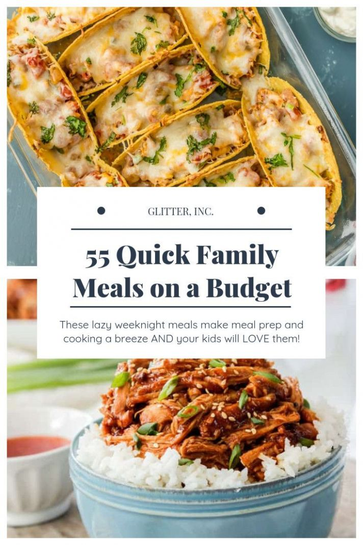 Quick Family Dinner Recipes is Among the Favorite Dinner Recipes ...
