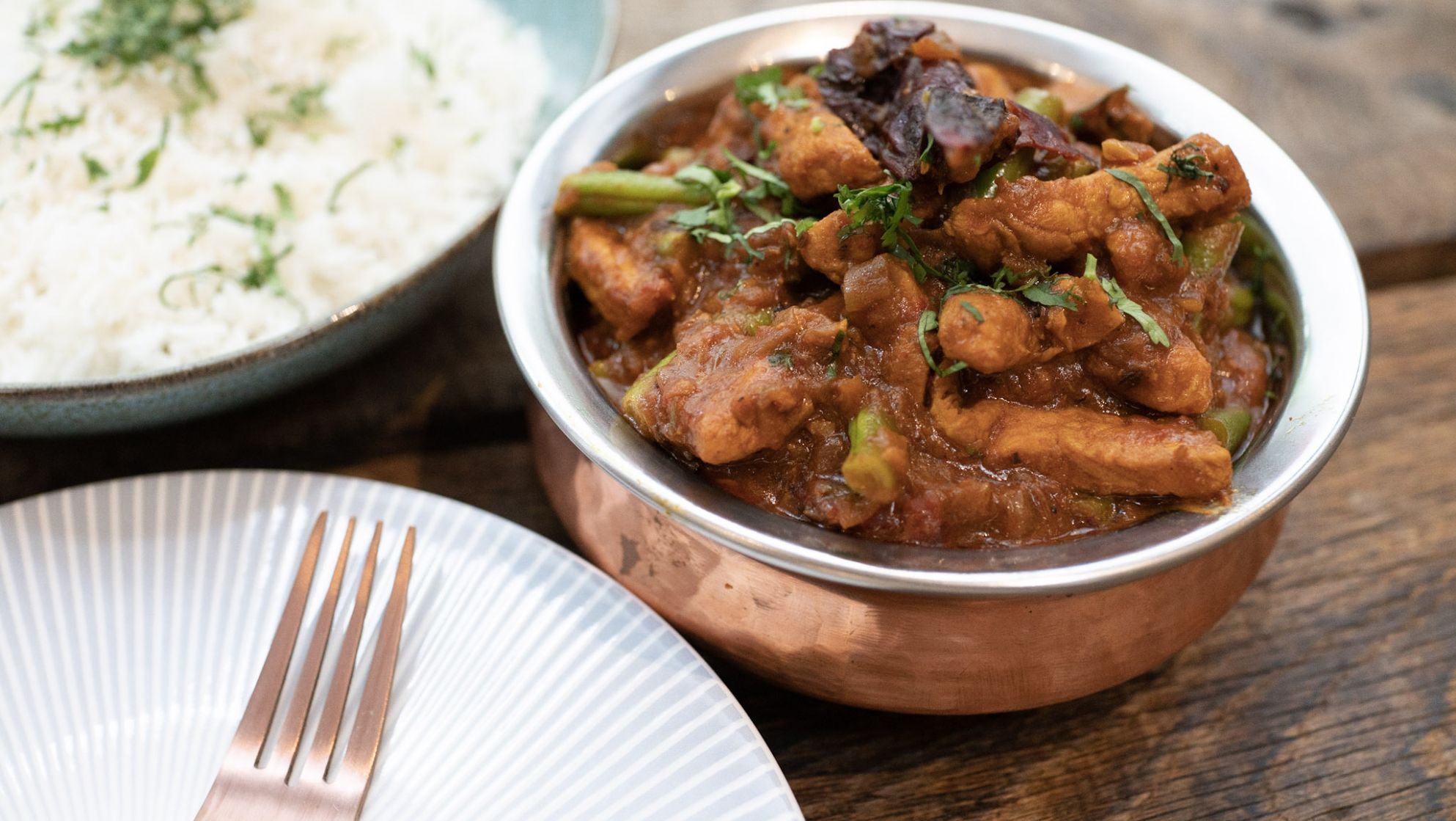 Quick Keralan Pandi Curry - Pork Recipes Indian