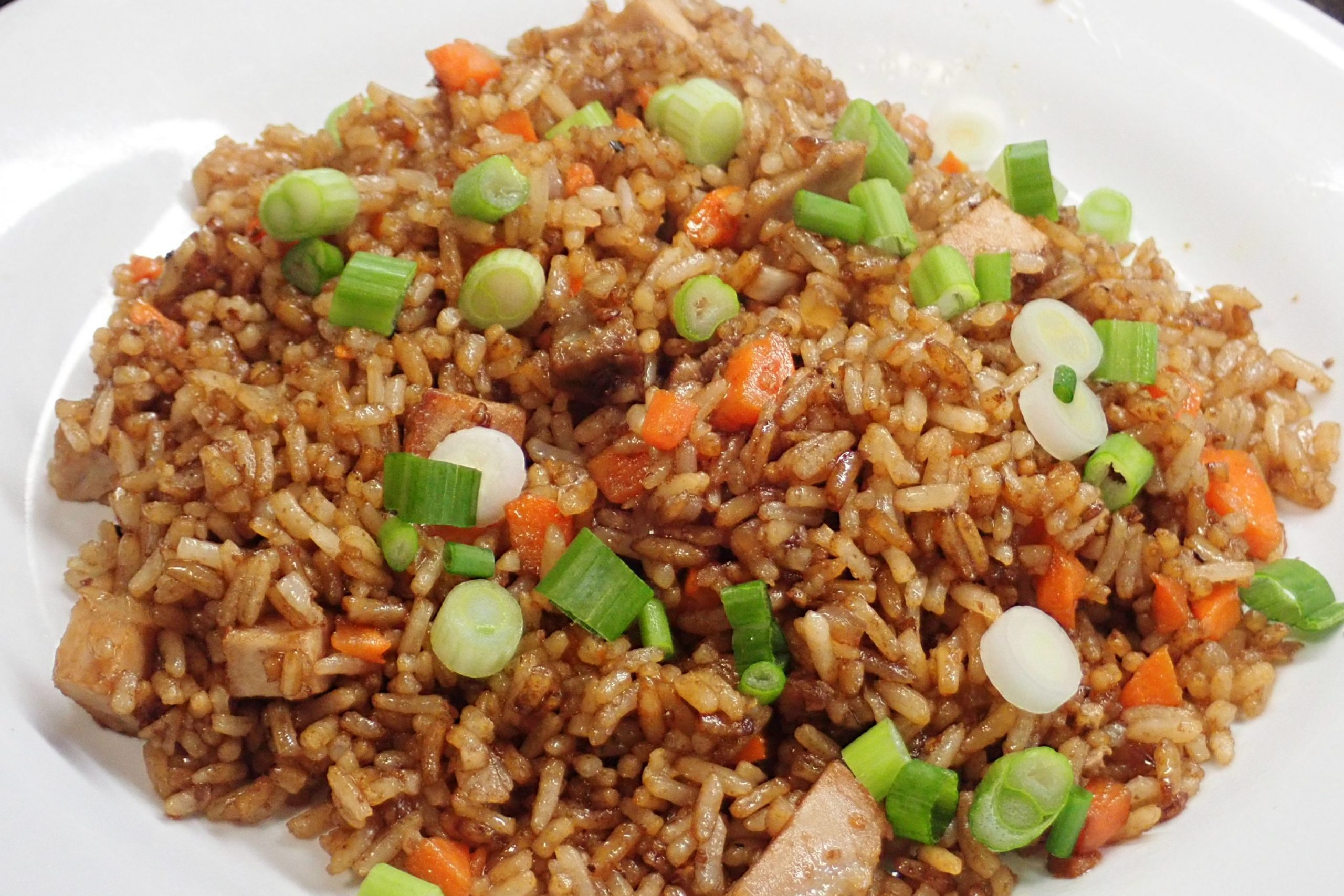 Quick Pork Fried Rice - Recipes Pork And Rice
