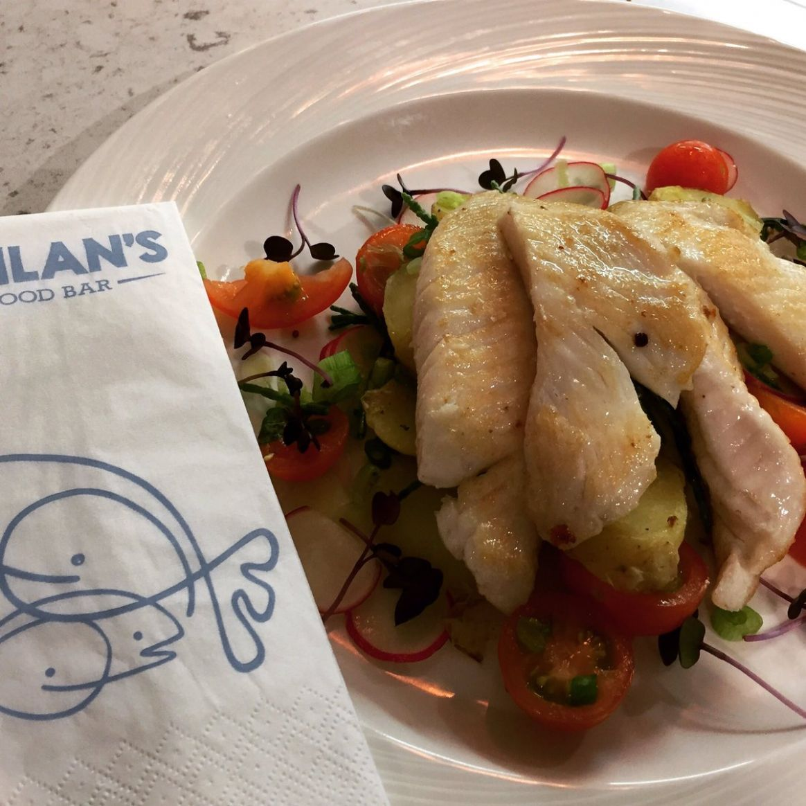 """Quinlans Cork on Twitter: """"Fancy seafood in the City Delicious .."""
