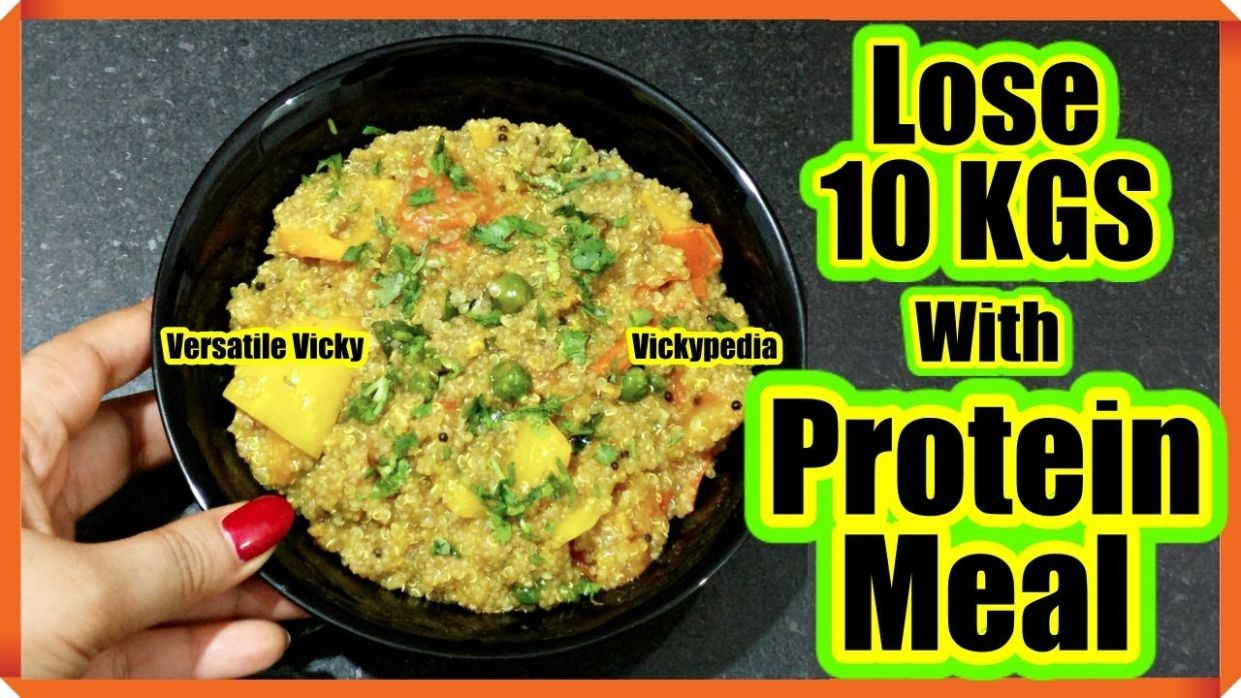 Quinoa Recipes For Weight Loss | Lose 11 Kgs in 11 Days | Indian Quinoa  Homestyle Breakfast Recipe