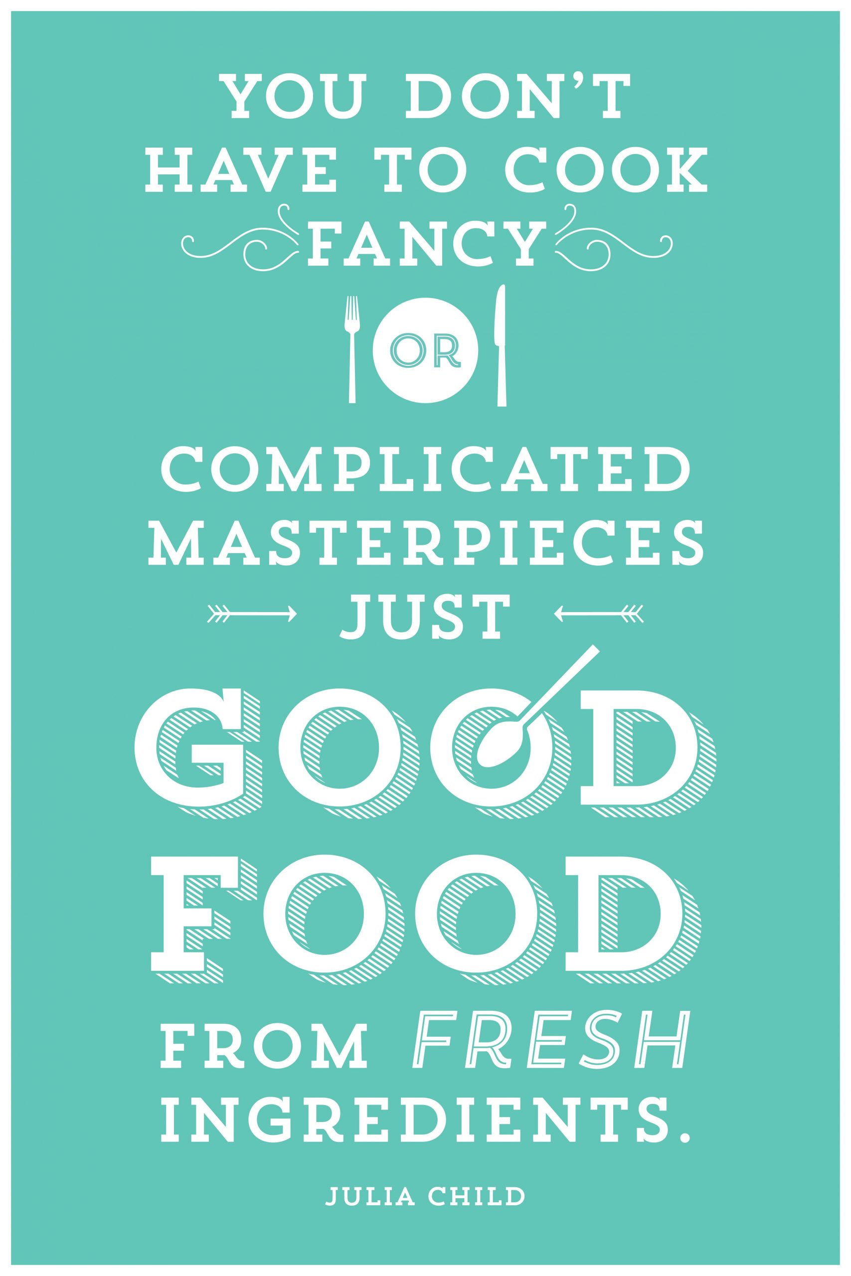 Quotes about Cooking (8 quotes)