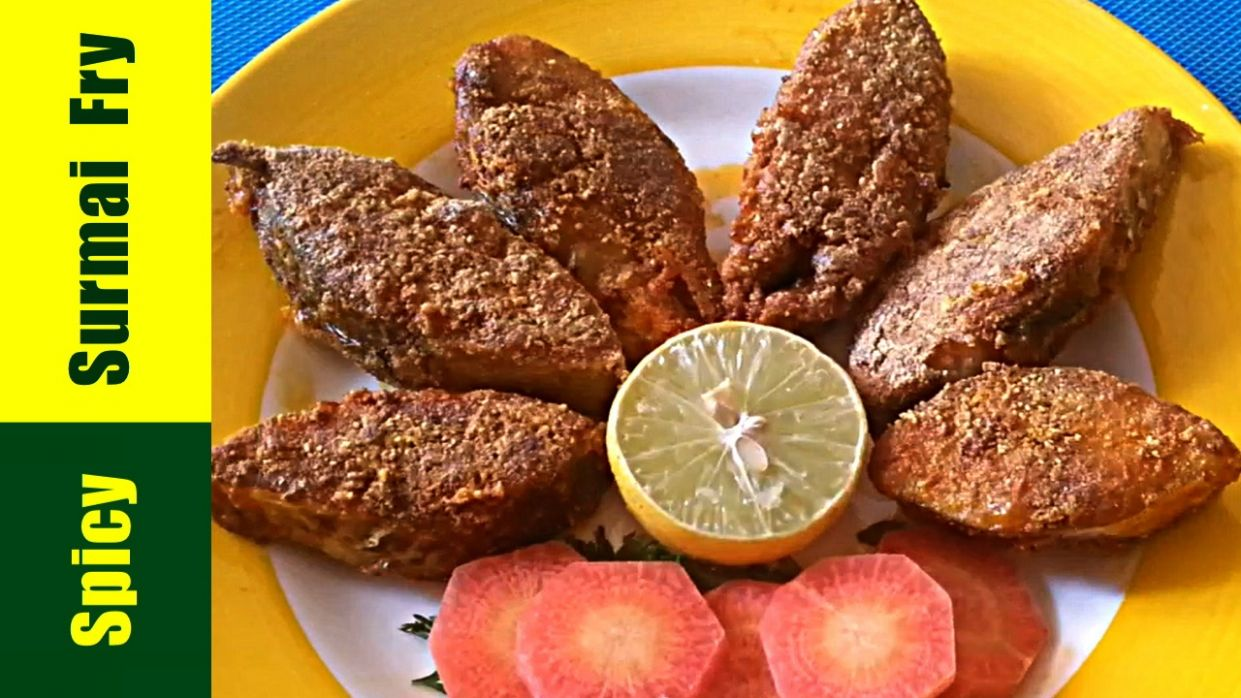 Rava Fish Recipe || Fish Fry Recipe in hindi || Suji Surmai Fish fry recipe  in hindi - Recipe Fish Fry In Hindi