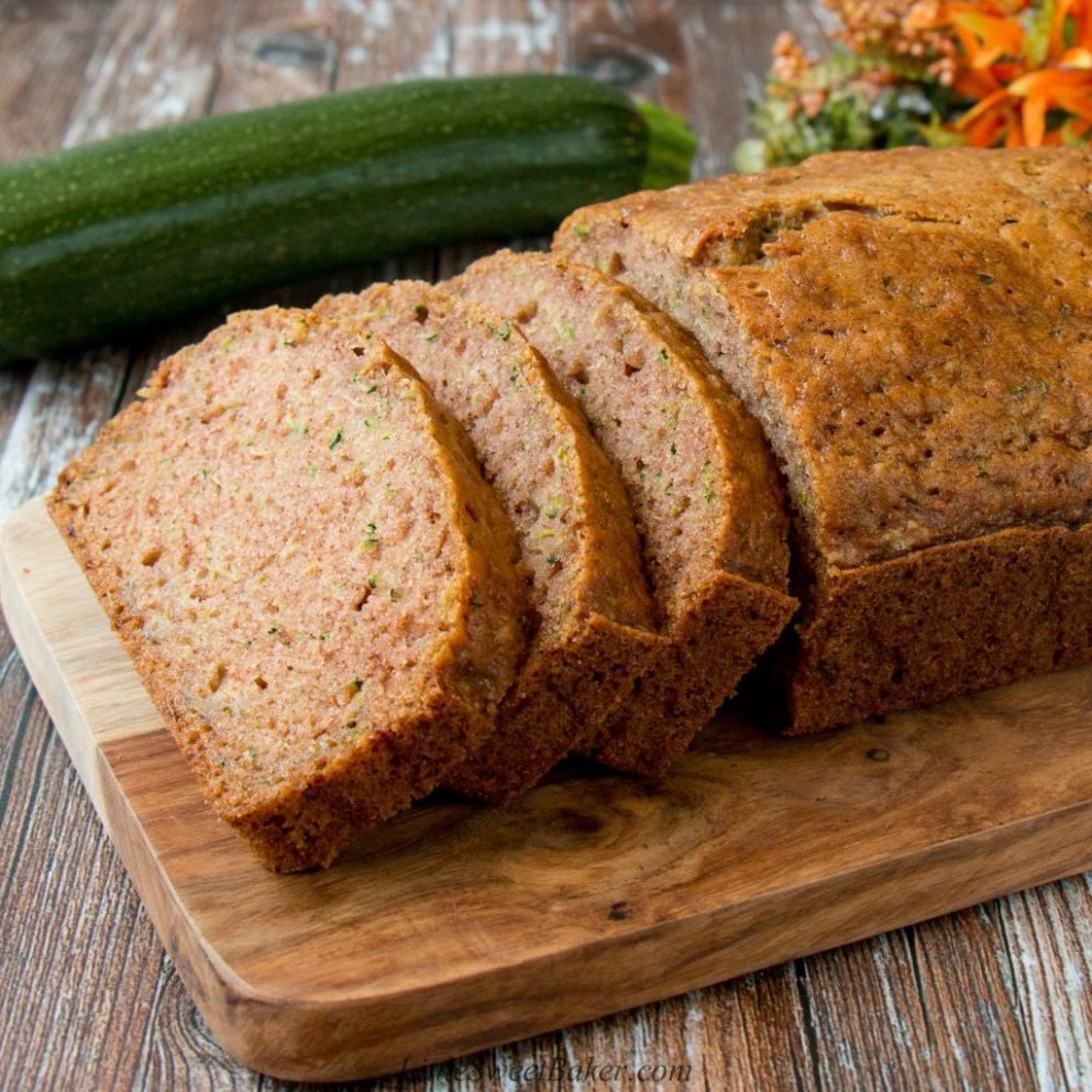 Real Simple Zucchini Bread - Simply Recipes Zucchini Bread