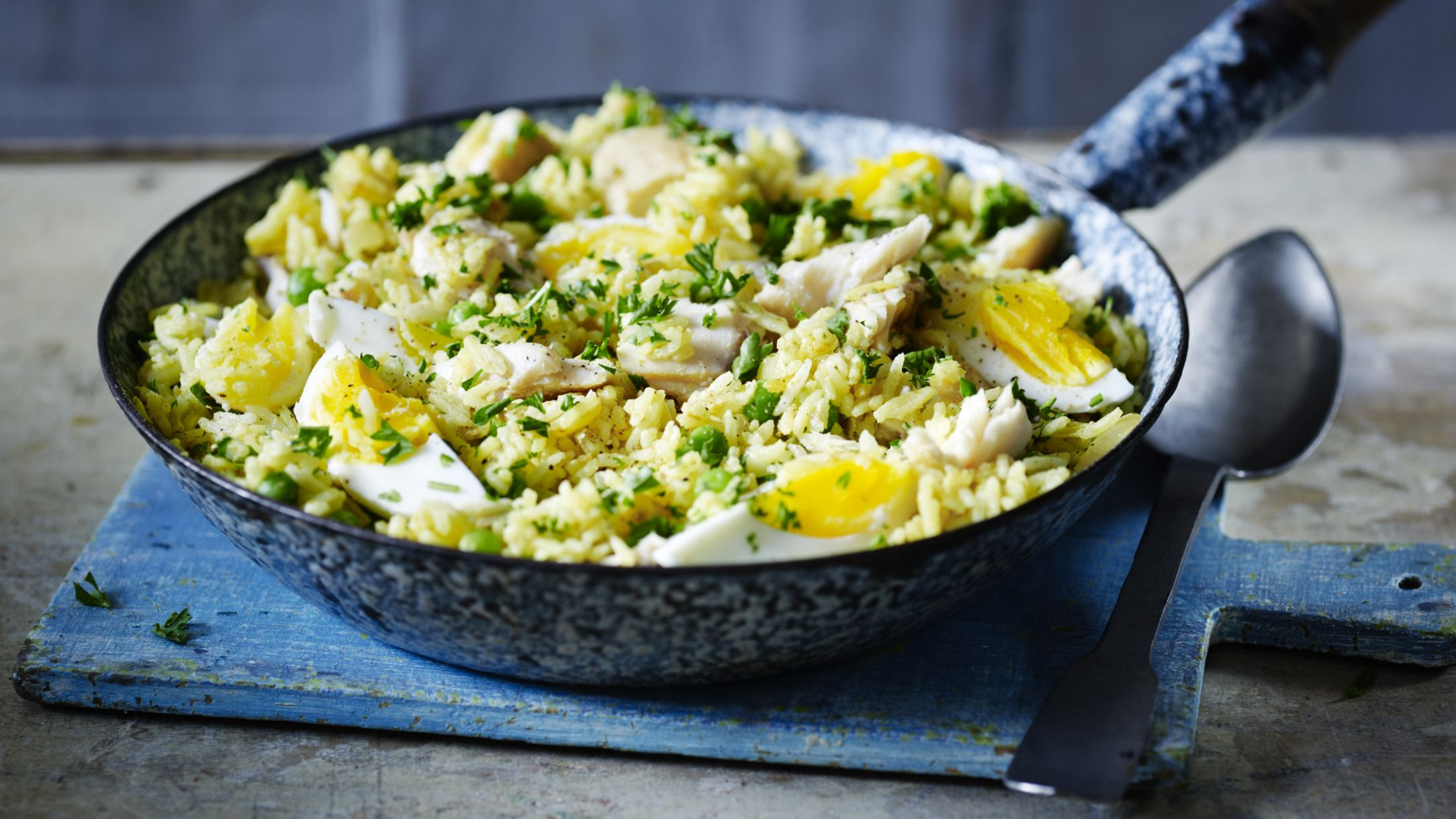 Really good kedgeree - Breakfast Recipes Bbc