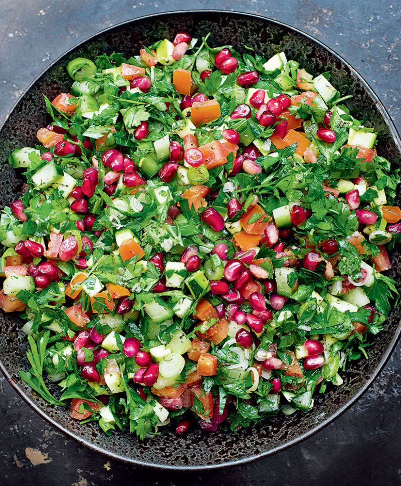 Recipe: Chopped salad | Style at Home