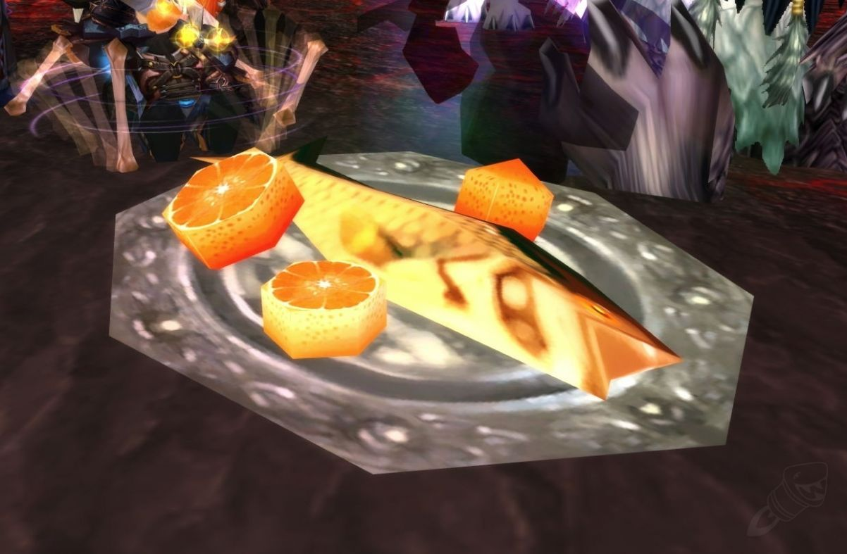 Recipe: Fish Feast - Item - World of Warcraft