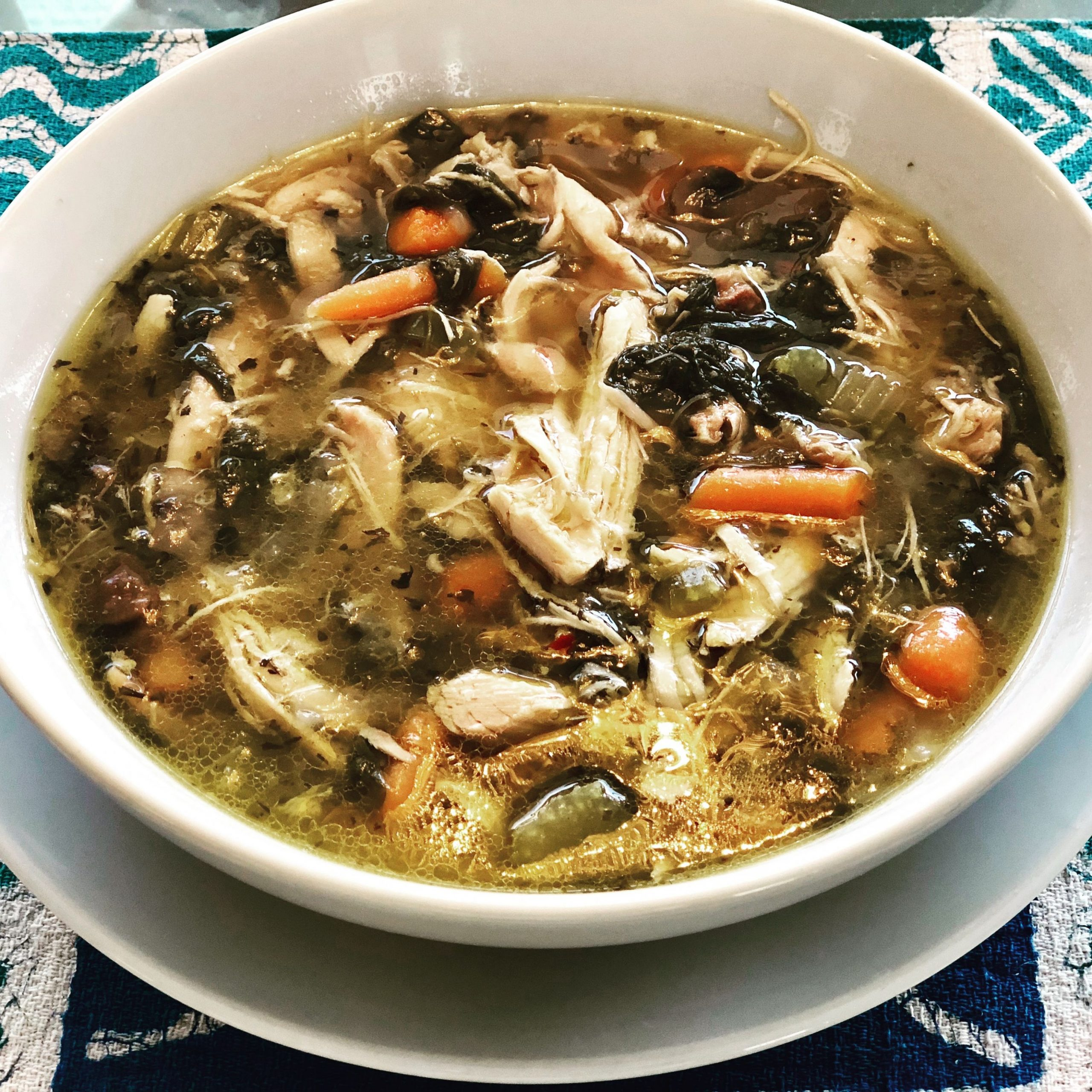 Recipe: Hearty Rotisserie Chicken Soup | Coronado Times - Soup Recipes Rotisserie Chicken
