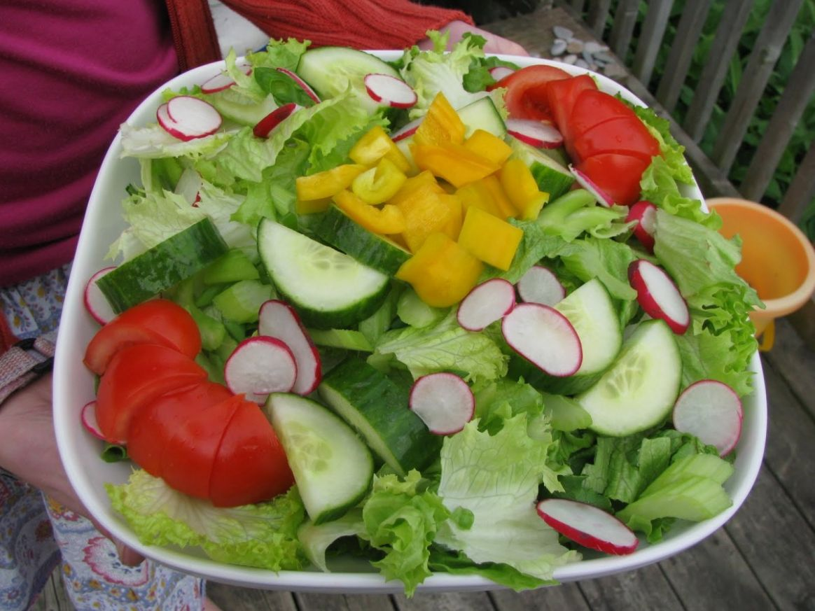 Recipe of the Day: Jamaican Garden Salad – THE ISLAND JOURNAL