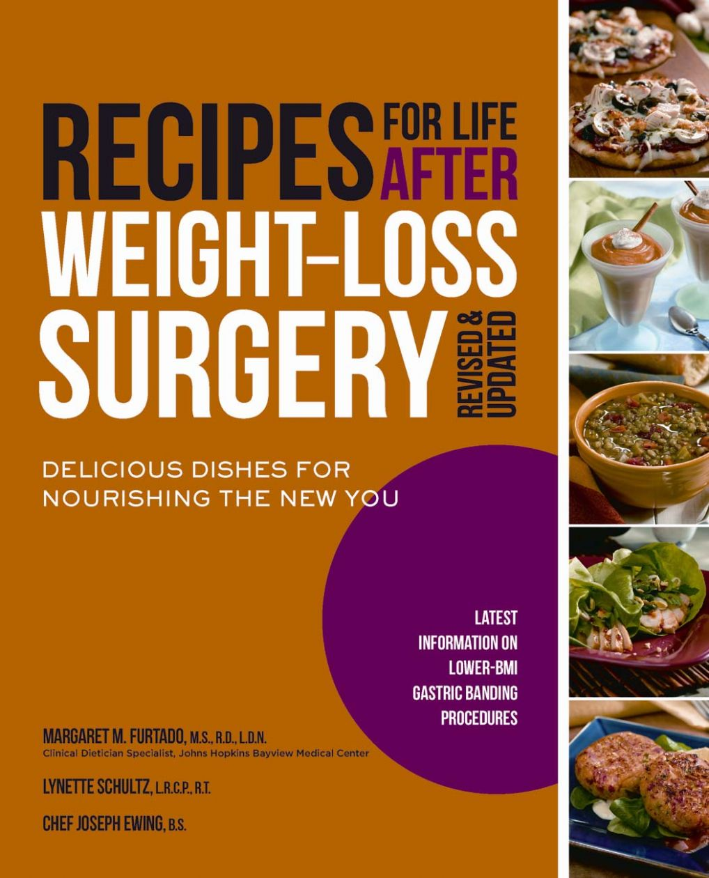 Recipes for Life After Weight-Loss Surgery - Recipes For Weight Loss Surgery