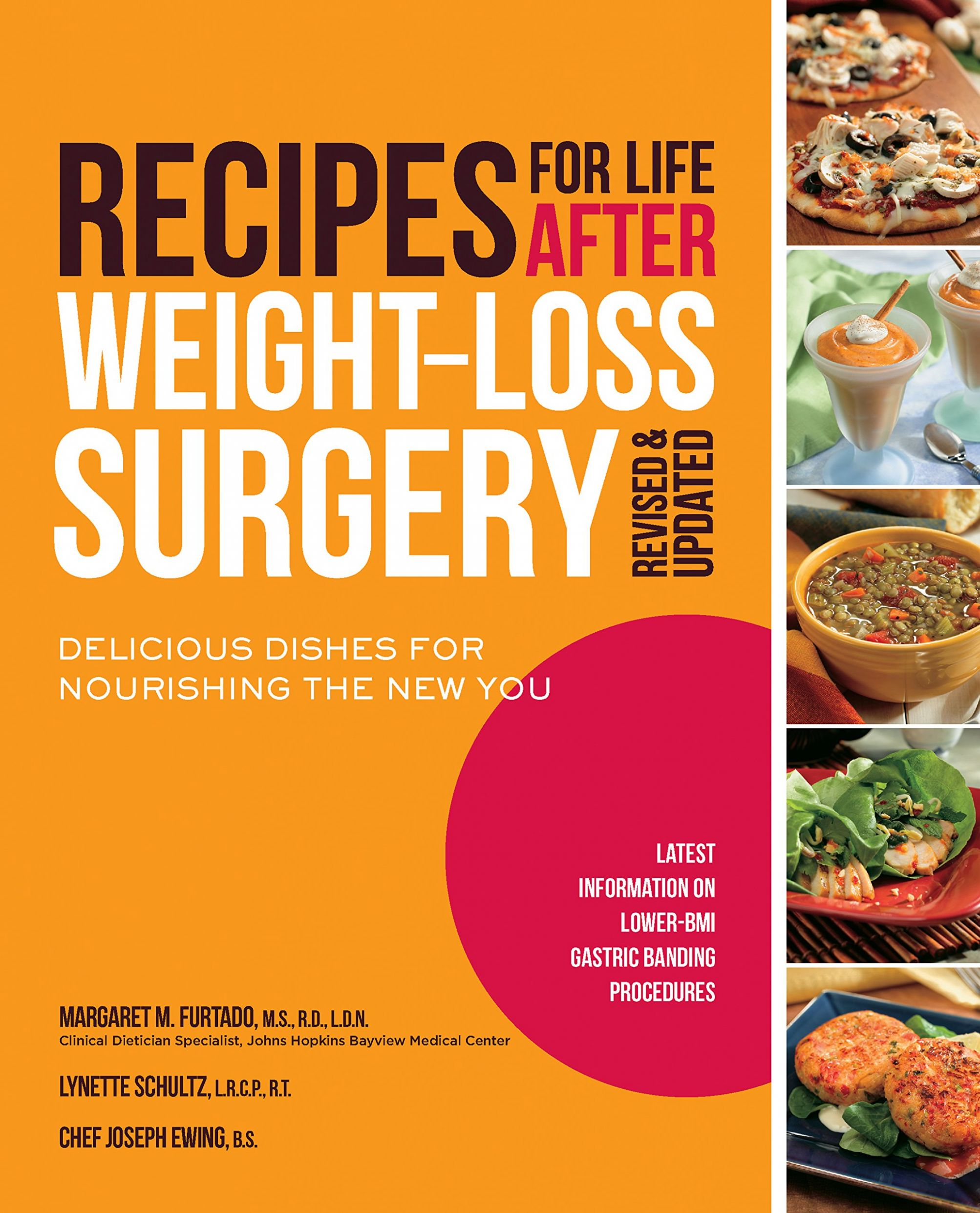 Recipes for Life After Weight-Loss Surgery, Revised and Updated ..