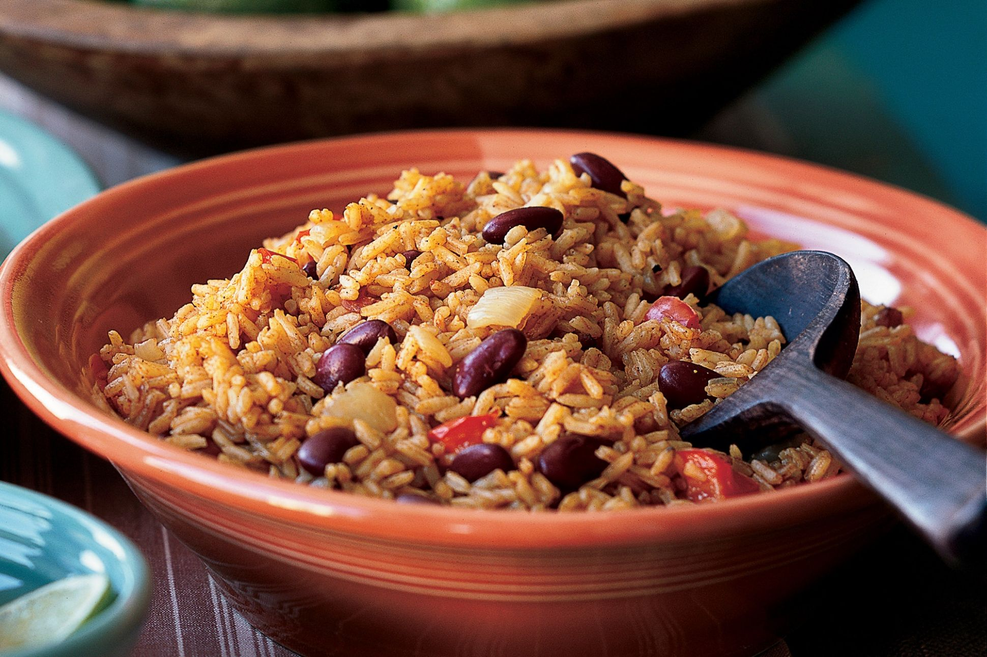 Red Beans and Rice - Recipes Rice And Beans