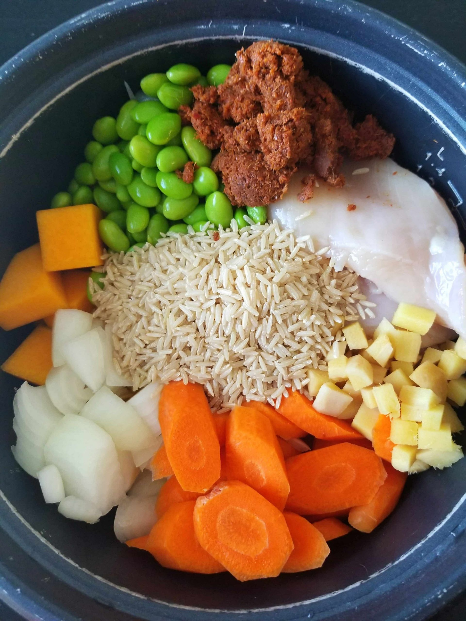 Rice Cooker Thai Masaman Curry - Recipes For Rice Cooker